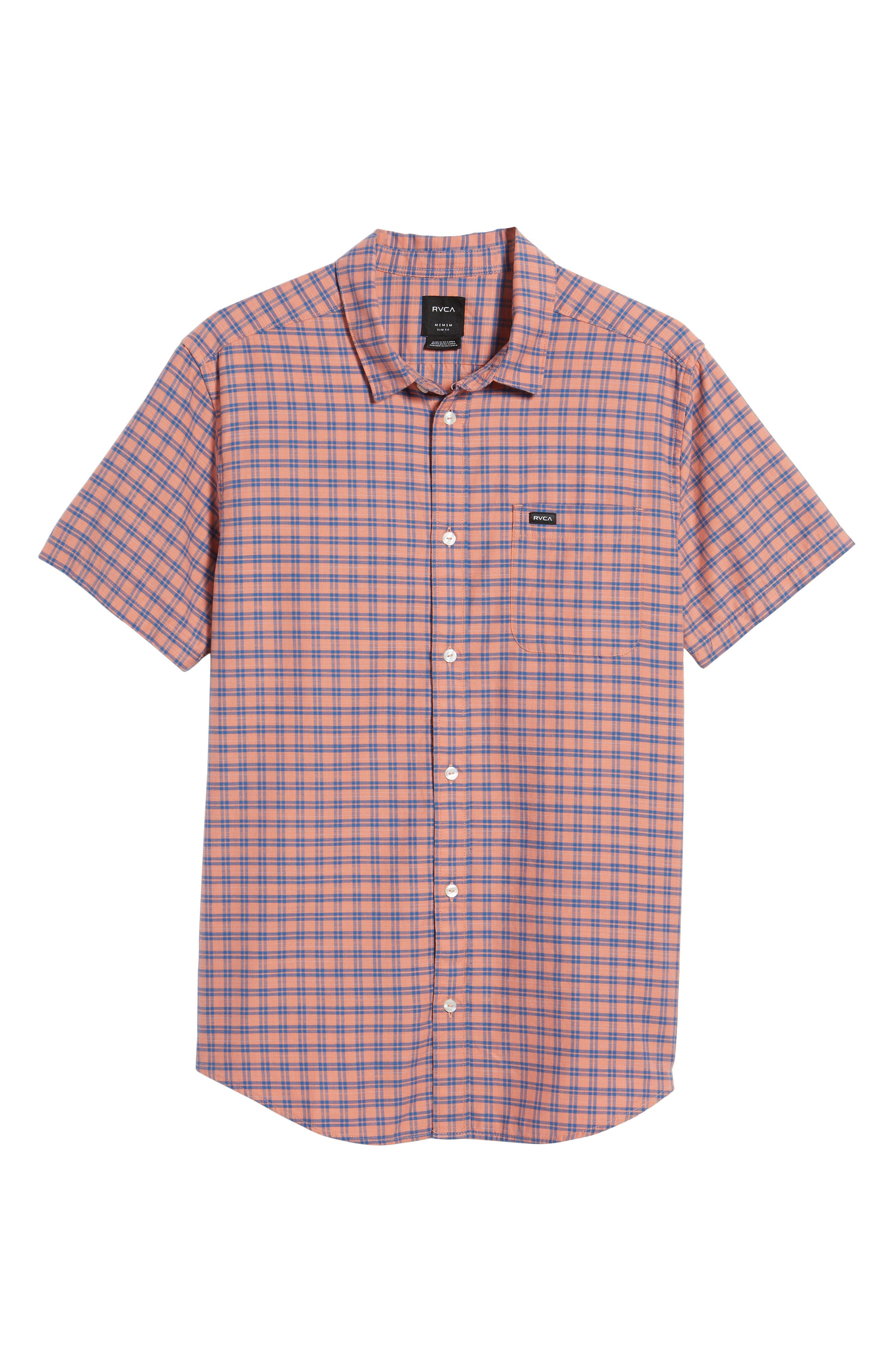 Delivery Woven Shirt,                             Alternate thumbnail 6, color,                             200
