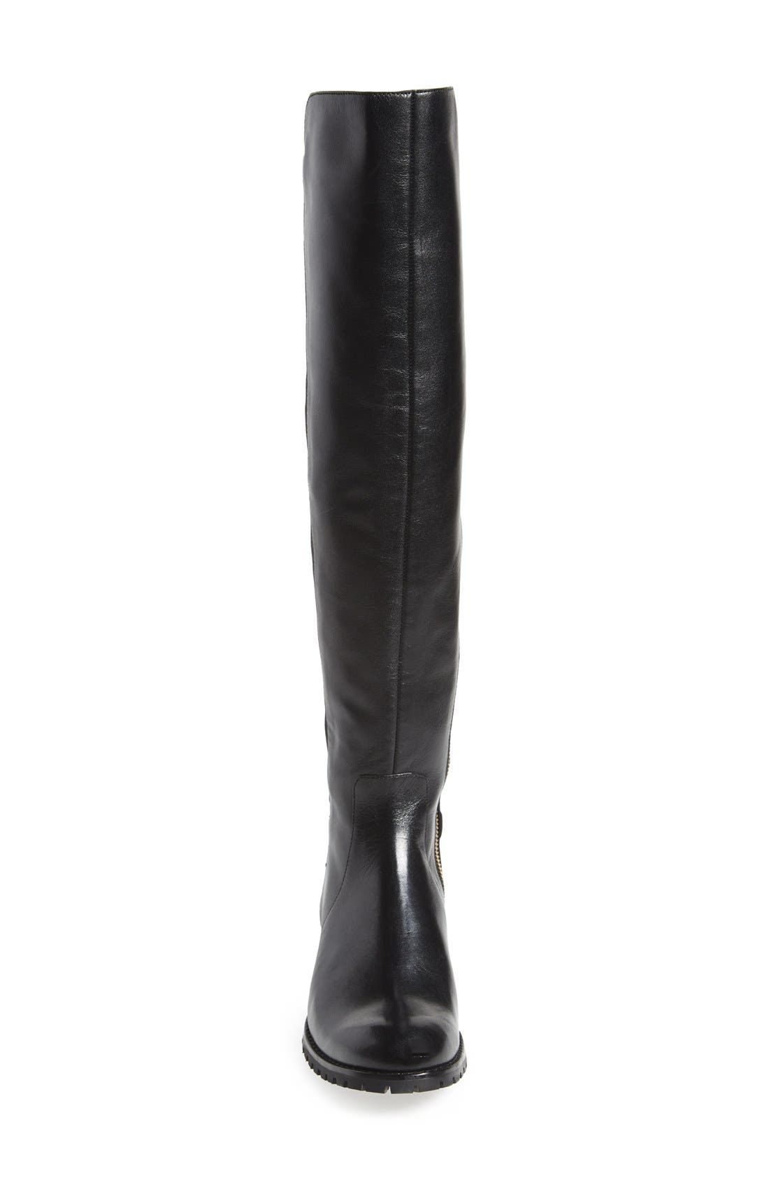 'Joanie' Boot,                             Alternate thumbnail 3, color,                             001