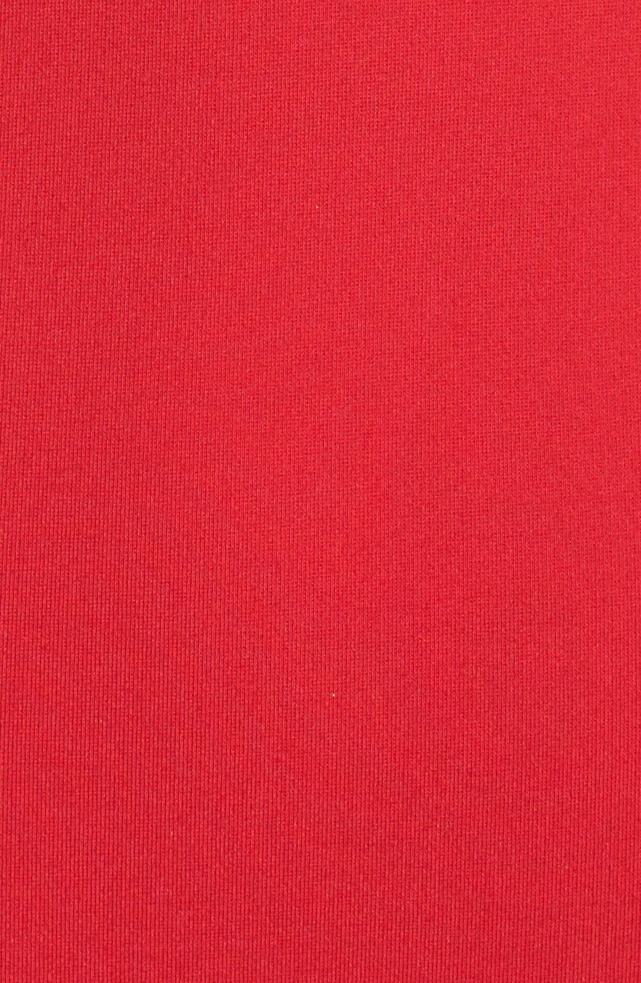 Socialite Ponte Halter Sheath Dress,                             Alternate thumbnail 10, color,