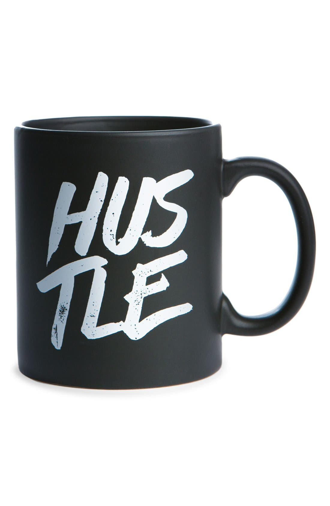 'Hustle' Mug,                             Main thumbnail 1, color,                             001