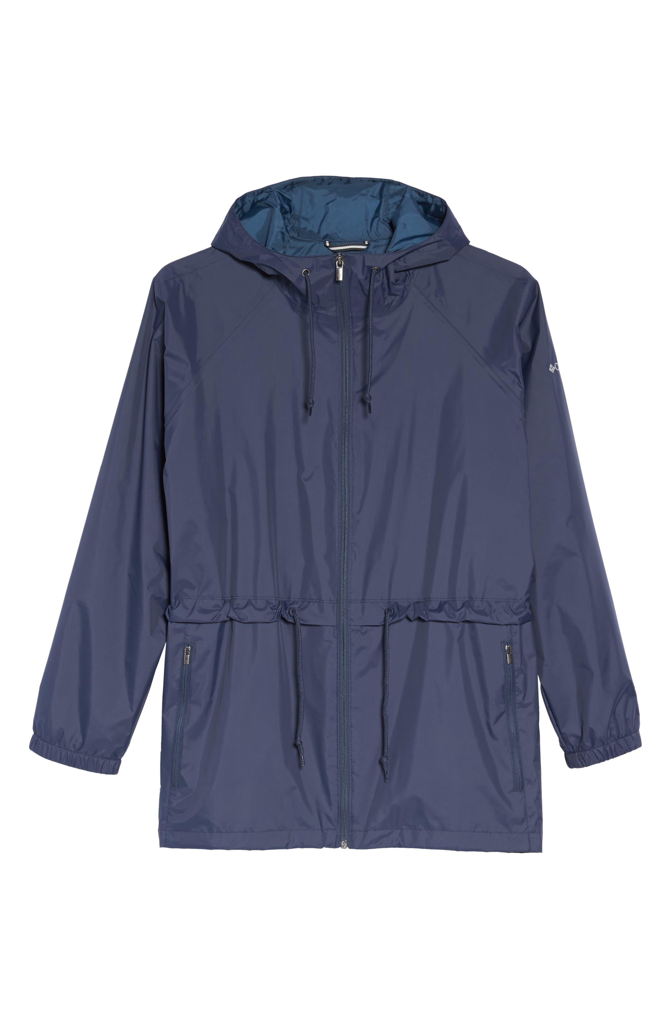 'Arcadia' Hooded Waterproof Casual Jacket,                             Alternate thumbnail 38, color,