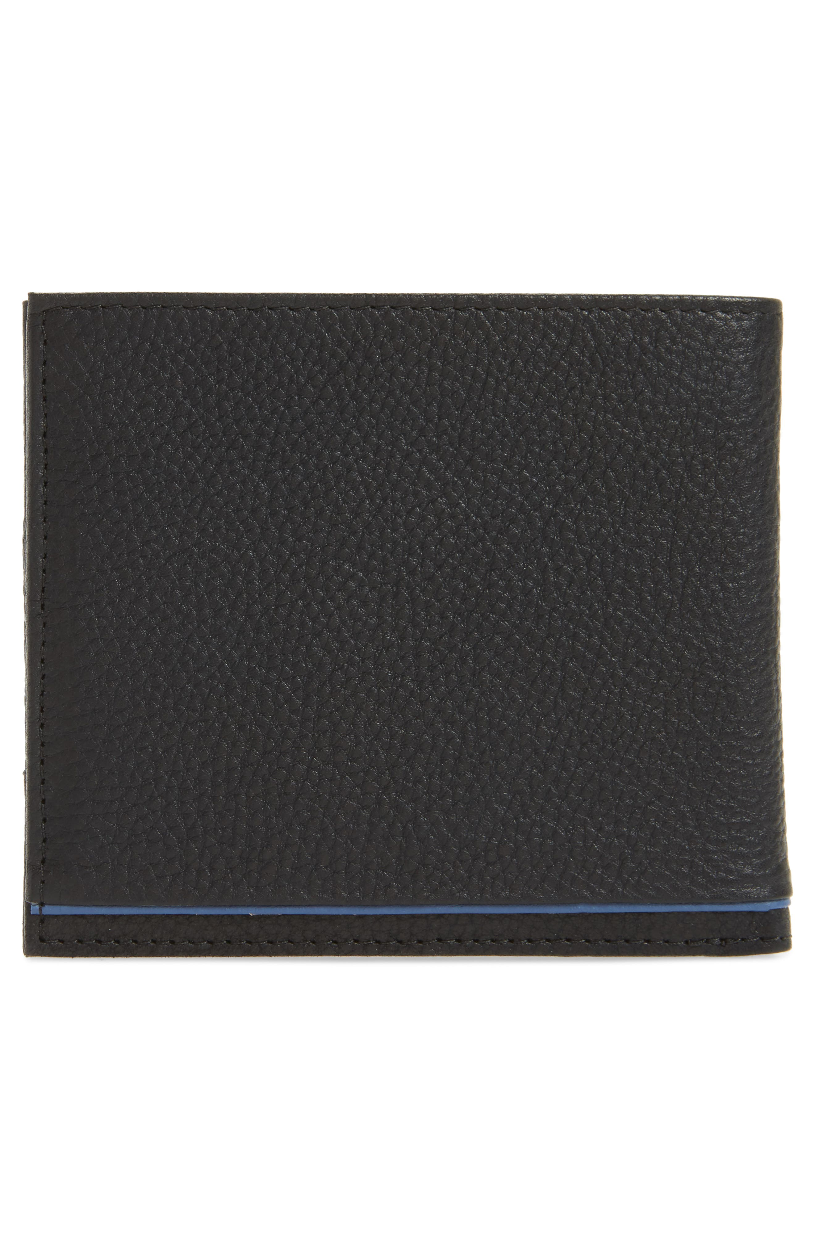 Persia Leather Wallet,                             Alternate thumbnail 3, color,                             001
