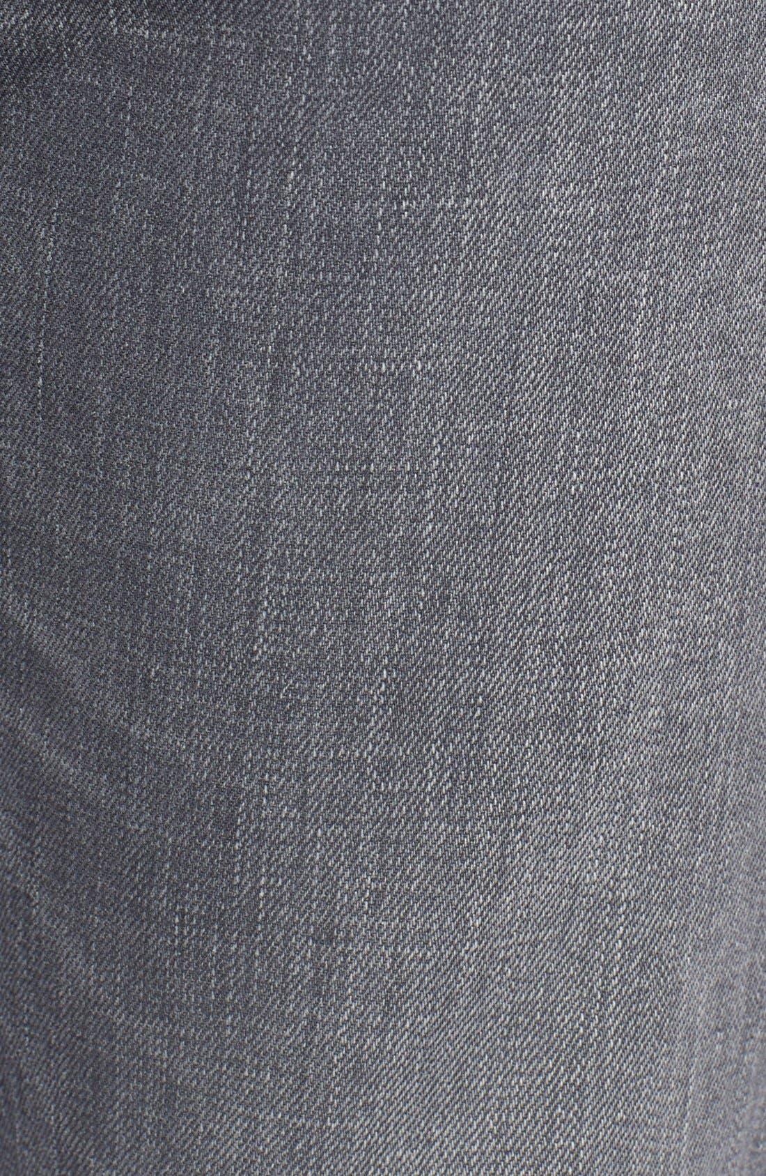 'Core' Slim Straight Leg Jeans,                             Alternate thumbnail 3, color,                             SHAKER HEIGHTS