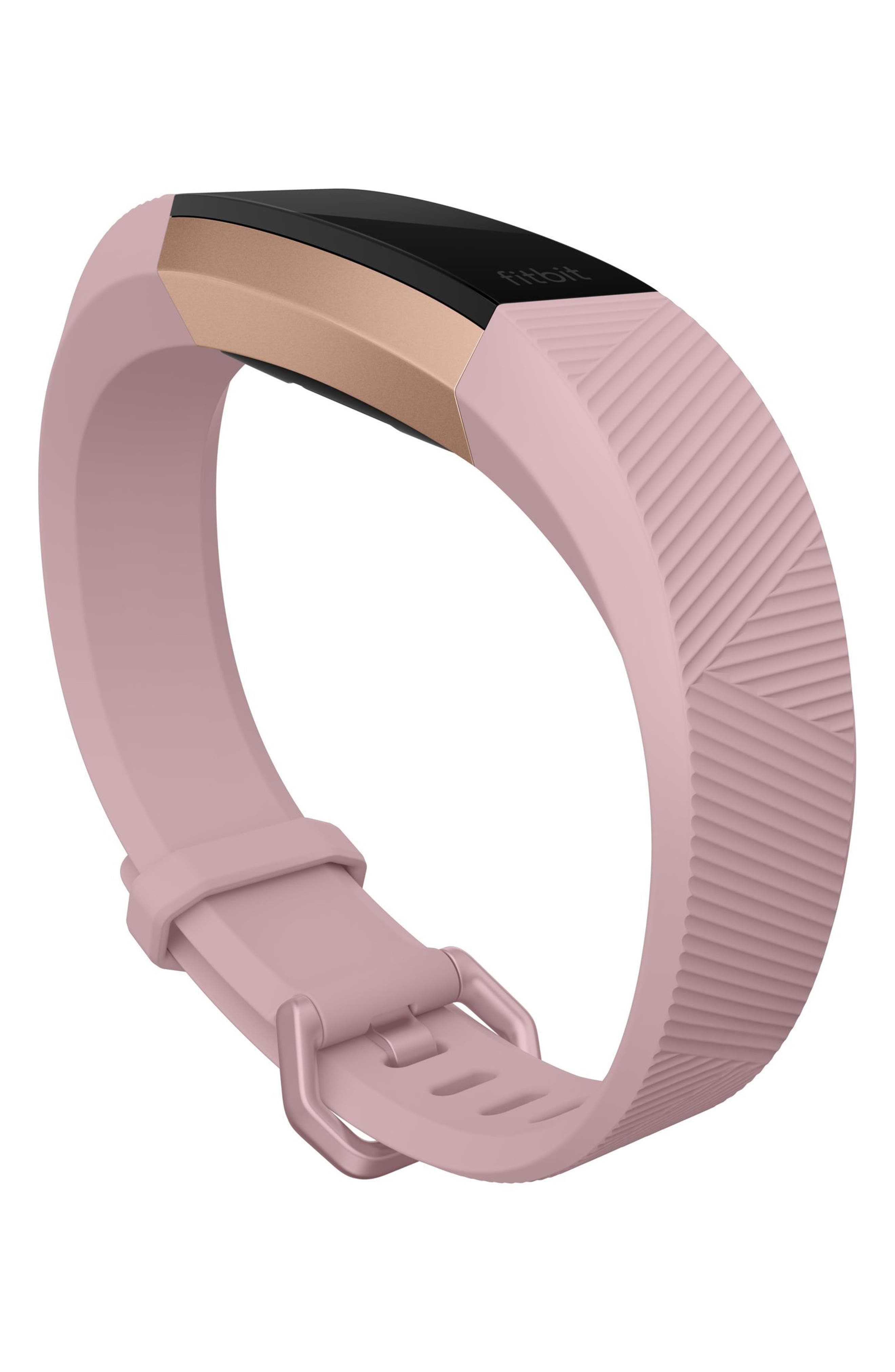 Special Edition Alta HR Wireless Heart Rate and Fitness Tracker,                             Alternate thumbnail 2, color,                             PINK ROSE GOLD