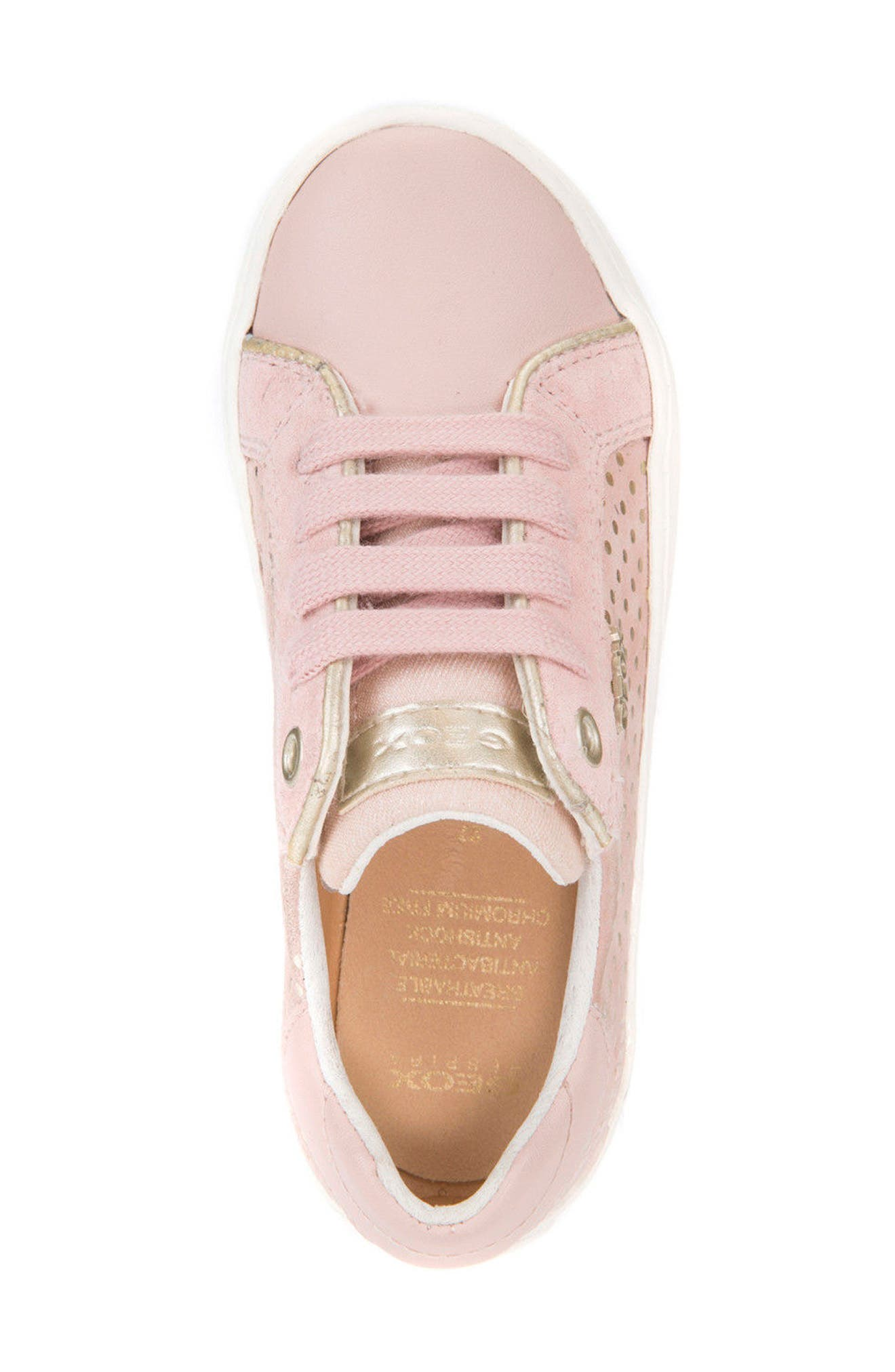 Kilwi Low Top Sneaker,                             Alternate thumbnail 5, color,                             ROSE