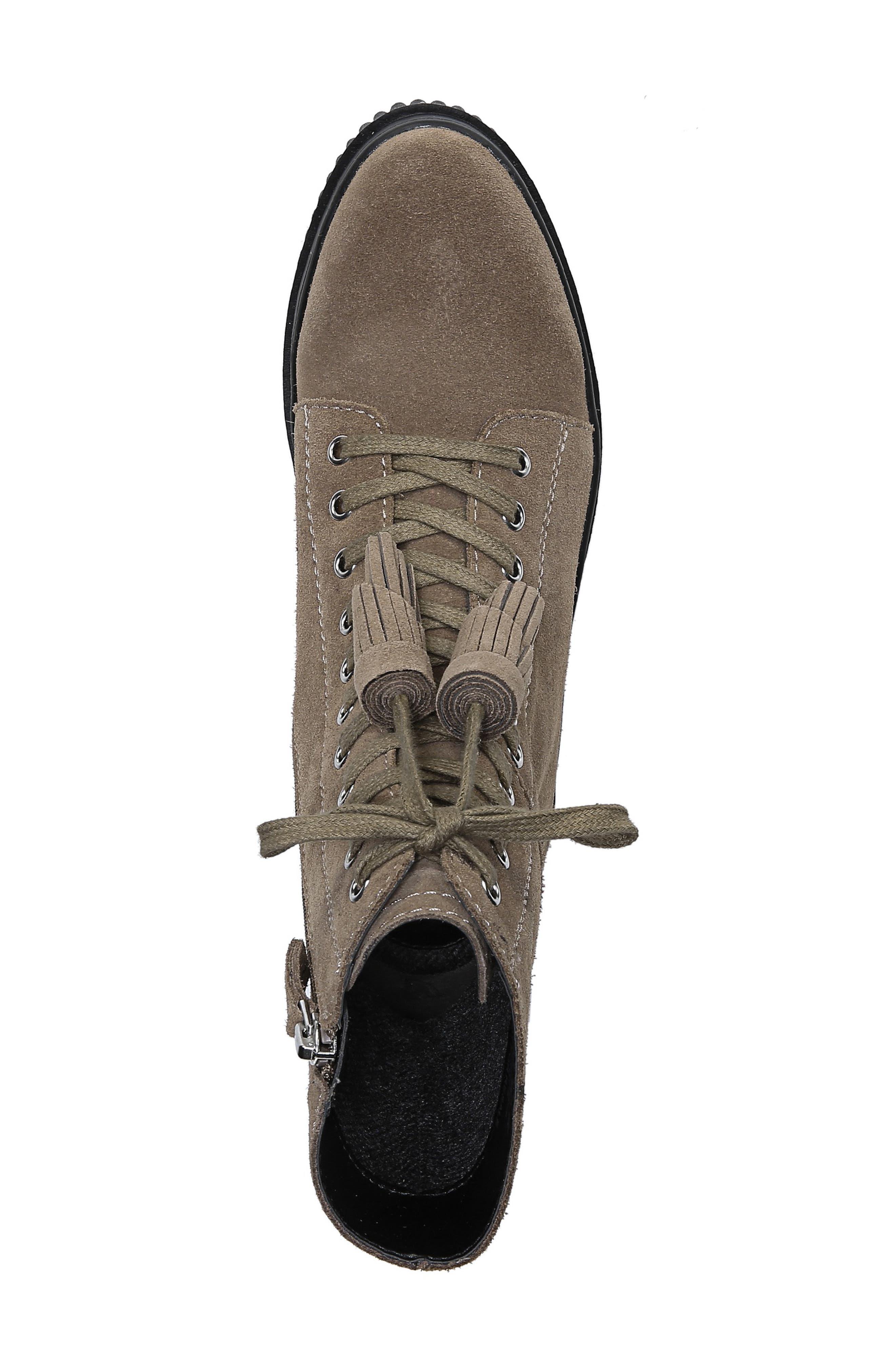 Becks Boot,                             Alternate thumbnail 5, color,                             BIRCHWOOD