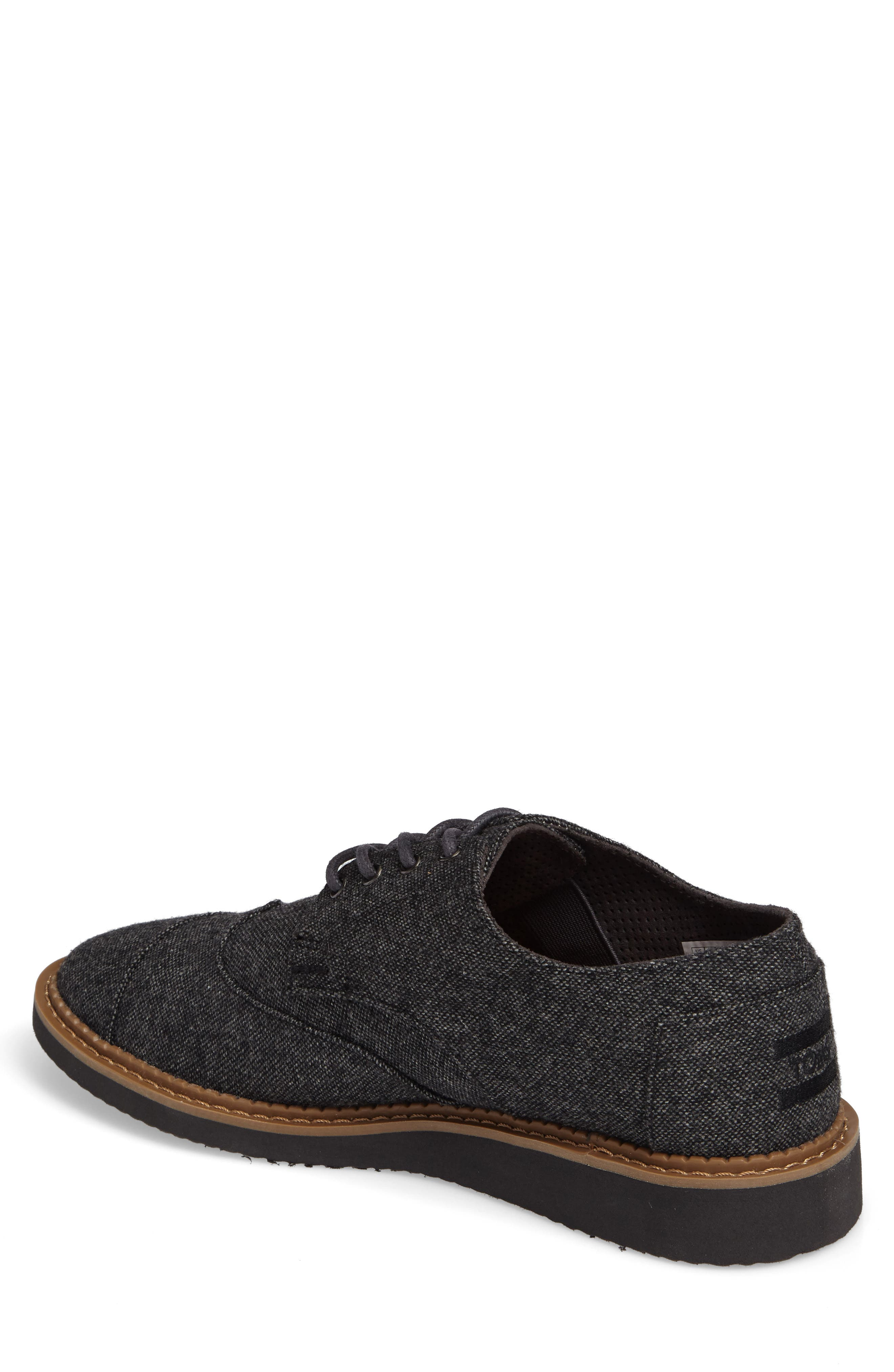 'Classic Brogue' Cotton Twill Derby,                             Alternate thumbnail 23, color,