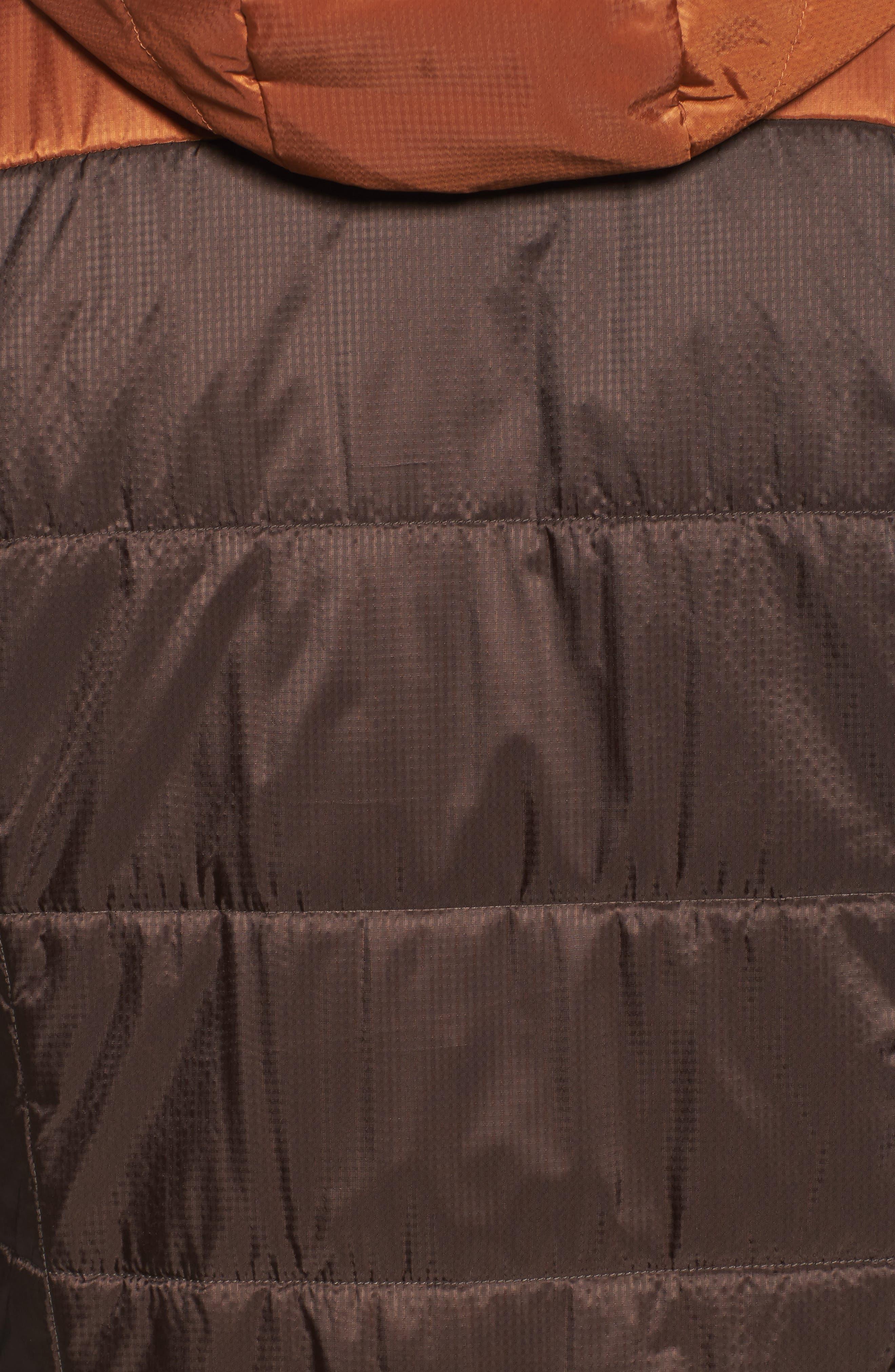 Double Propulsion Hooded Vest,                             Alternate thumbnail 6, color,                             200