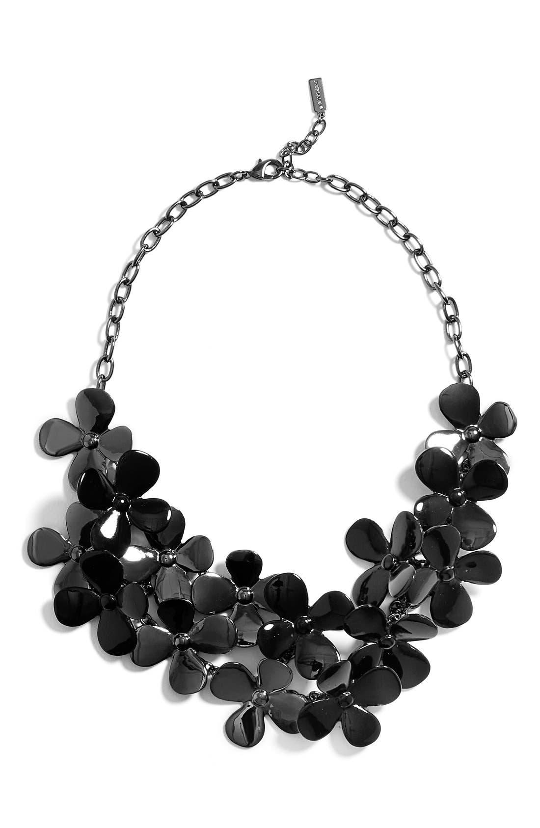 'Phlox' Collar Necklace,                             Main thumbnail 1, color,                             001