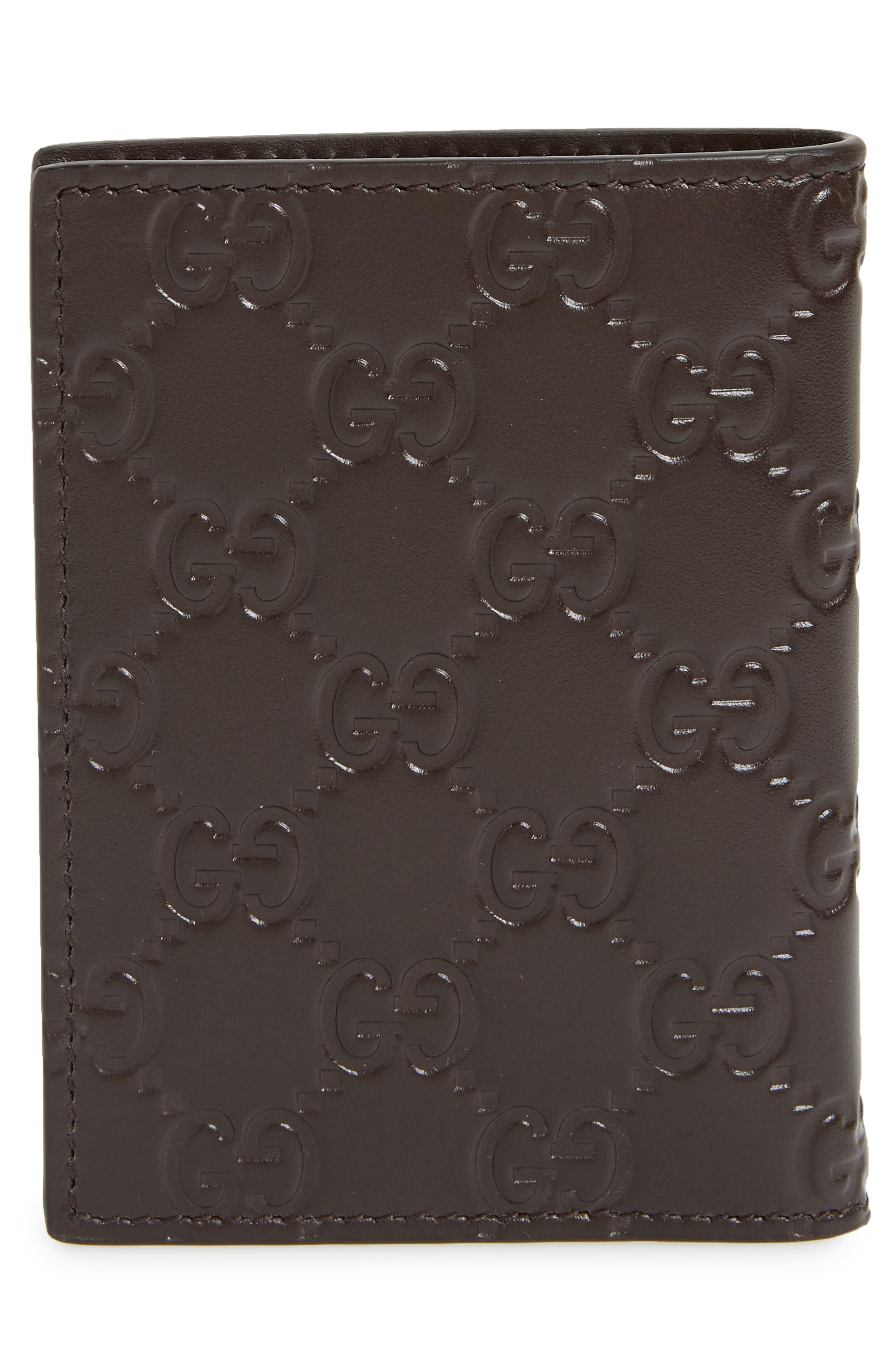 Avel Leather Card Case,                             Alternate thumbnail 3, color,                             200