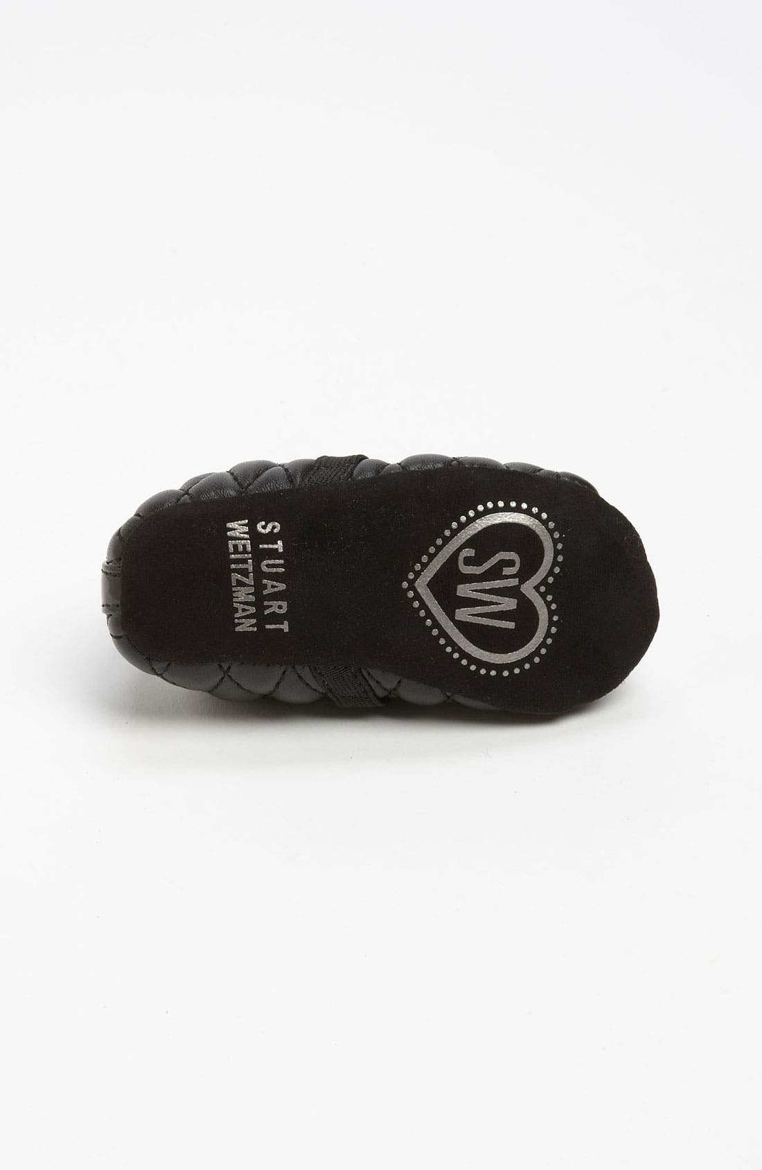 'Baby Chippy 2' Crib Shoe,                             Alternate thumbnail 3, color,                             001