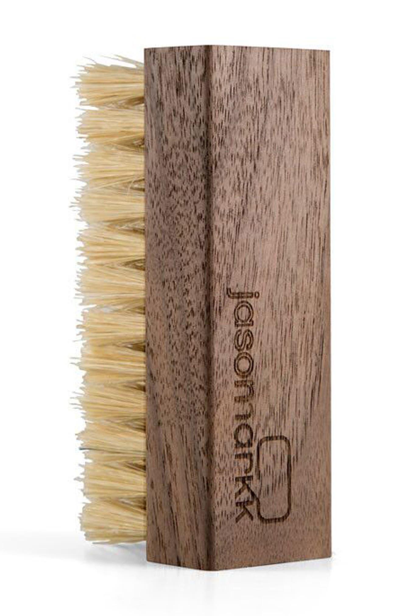 JASON MARKK,                             Premium Shoe Cleaning Brush,                             Main thumbnail 1, color,                             200