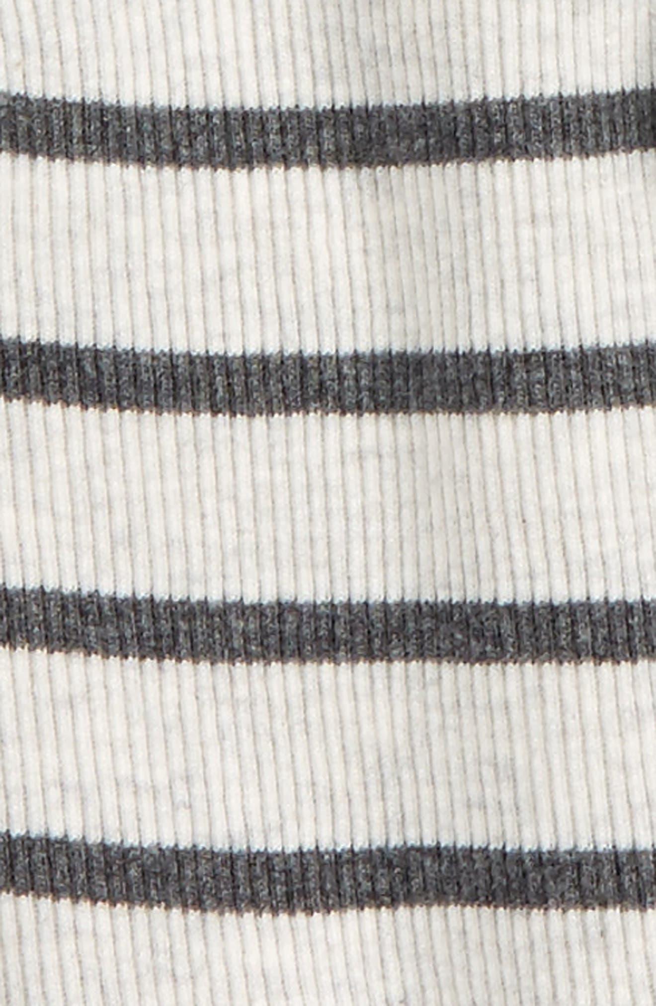 Stripe Henley & Terry Pants Set,                             Alternate thumbnail 2, color,                             900