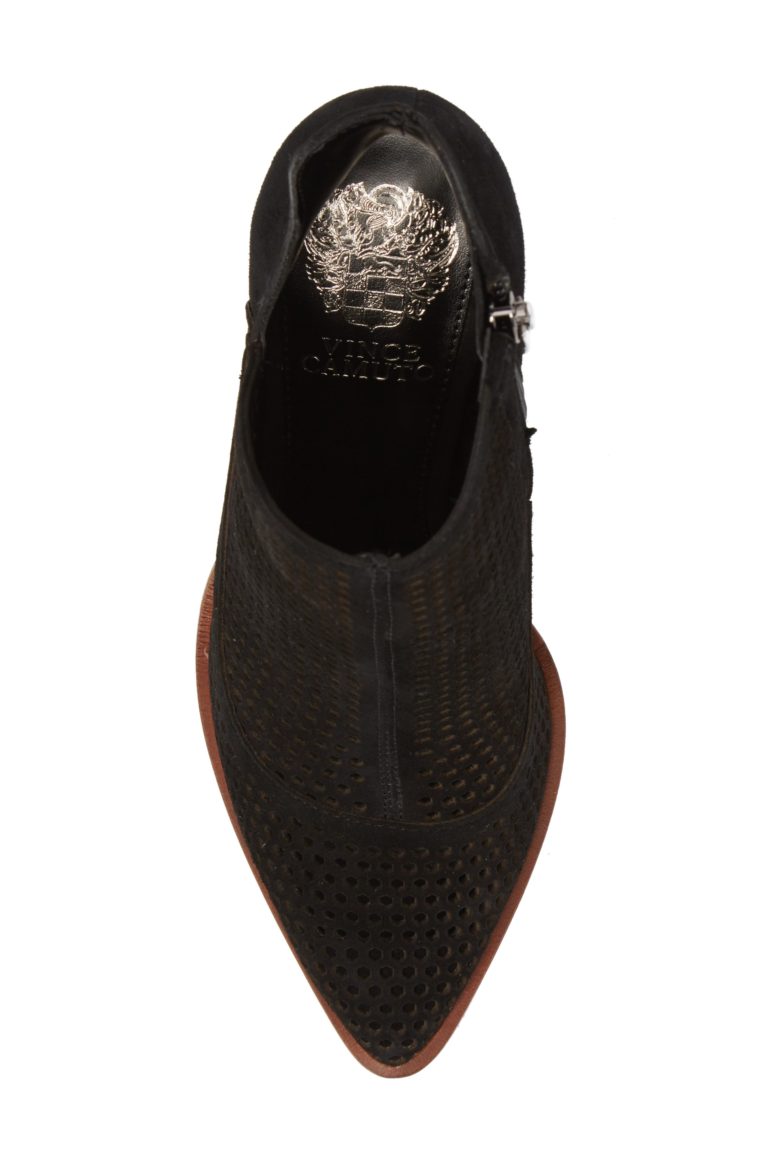 Levesna Bootie,                             Alternate thumbnail 5, color,                             001