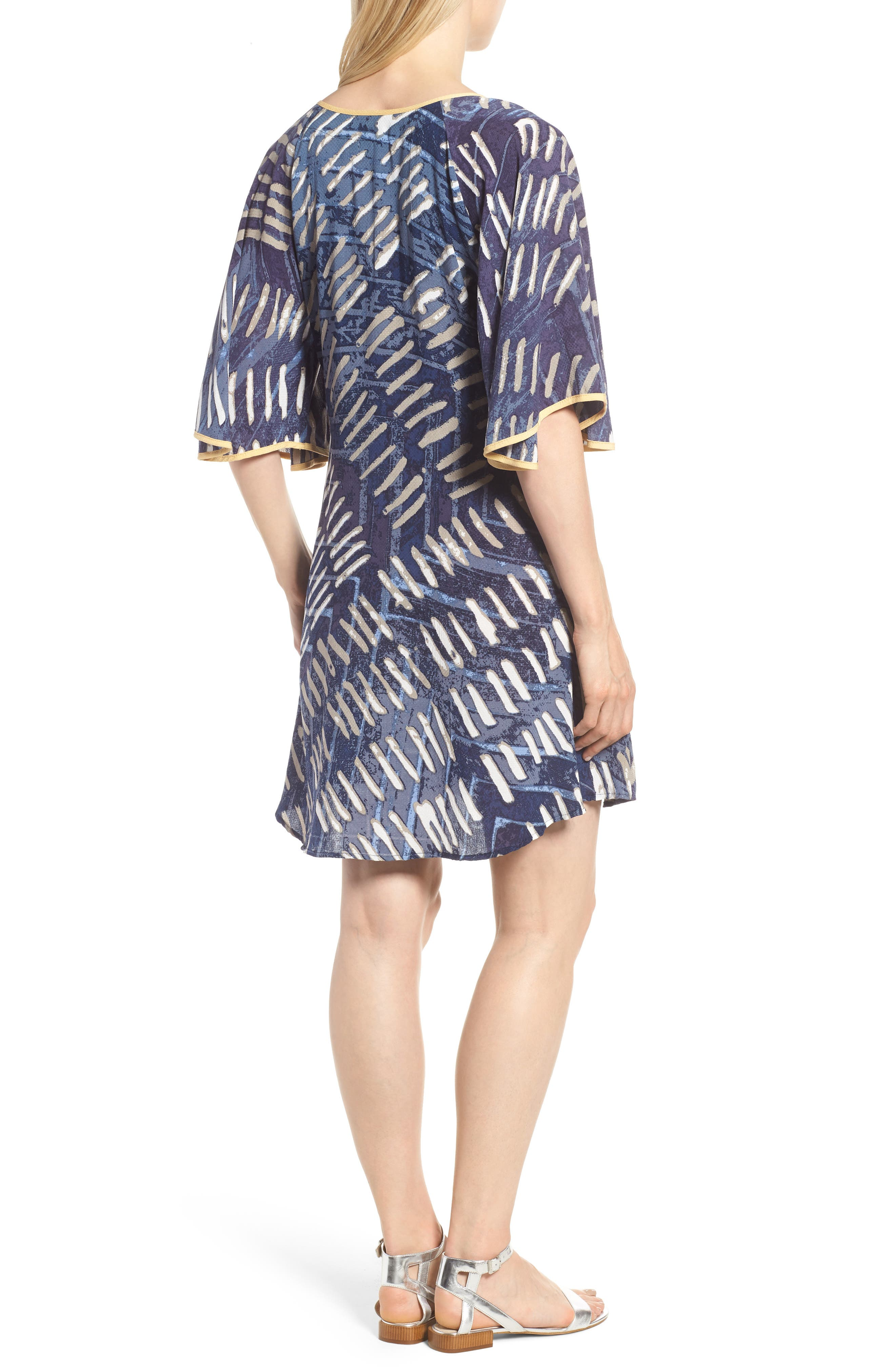 Nights In the Mojave Dress,                             Alternate thumbnail 2, color,                             490