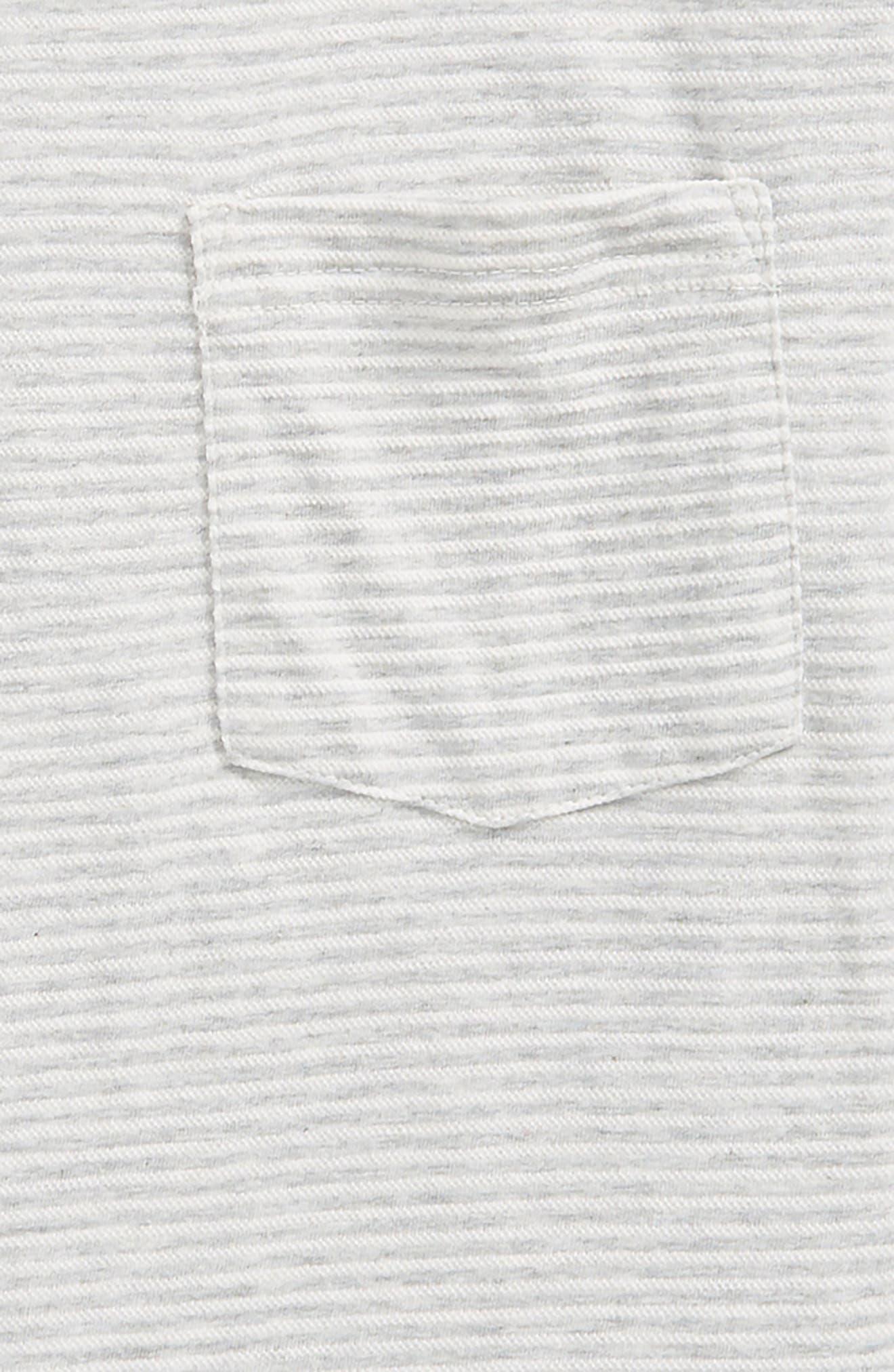 Stripe Pocket T-Shirt,                             Alternate thumbnail 2, color,                             030