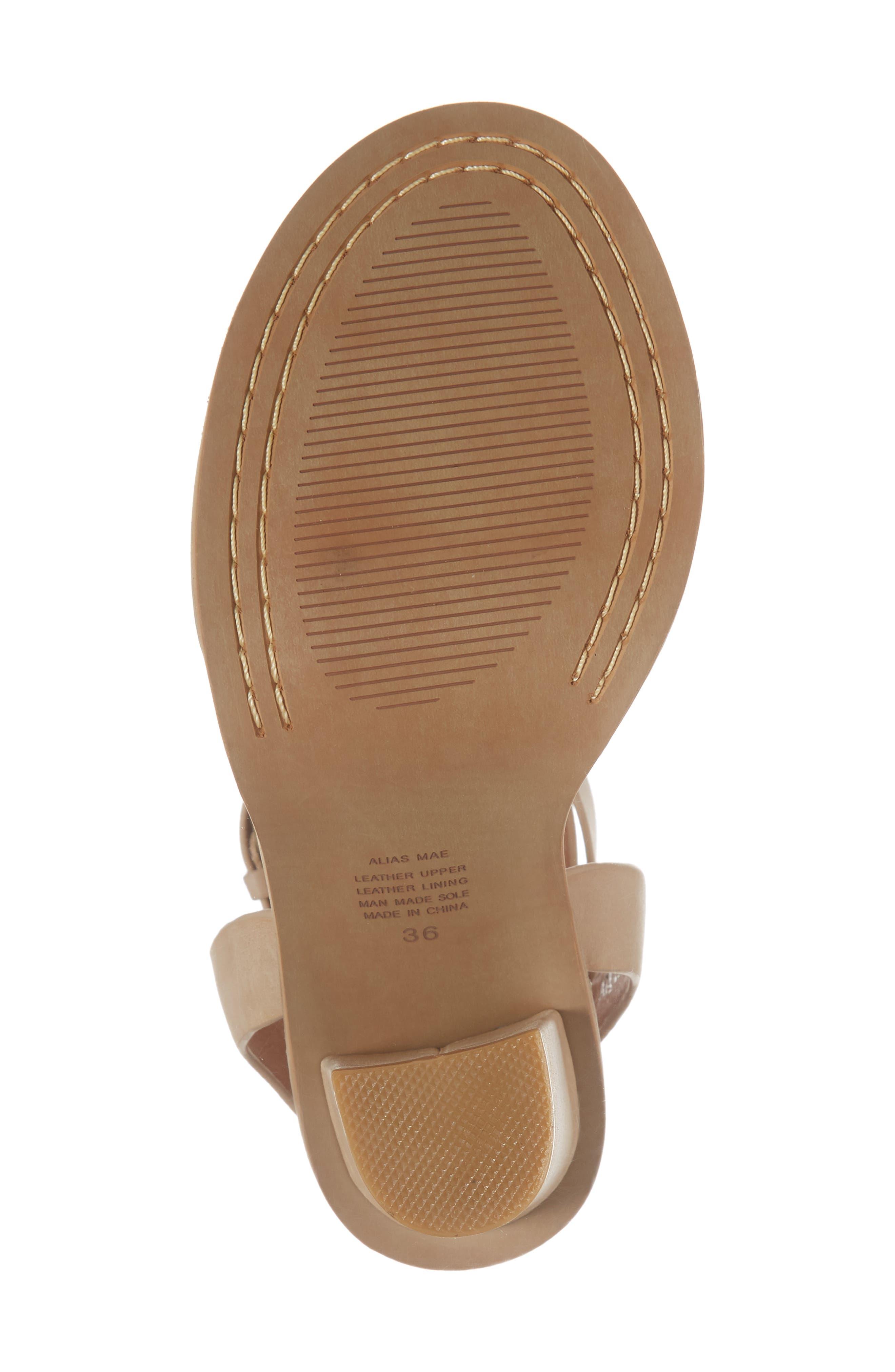 Calito Ankle Strap Sandal,                             Alternate thumbnail 12, color,
