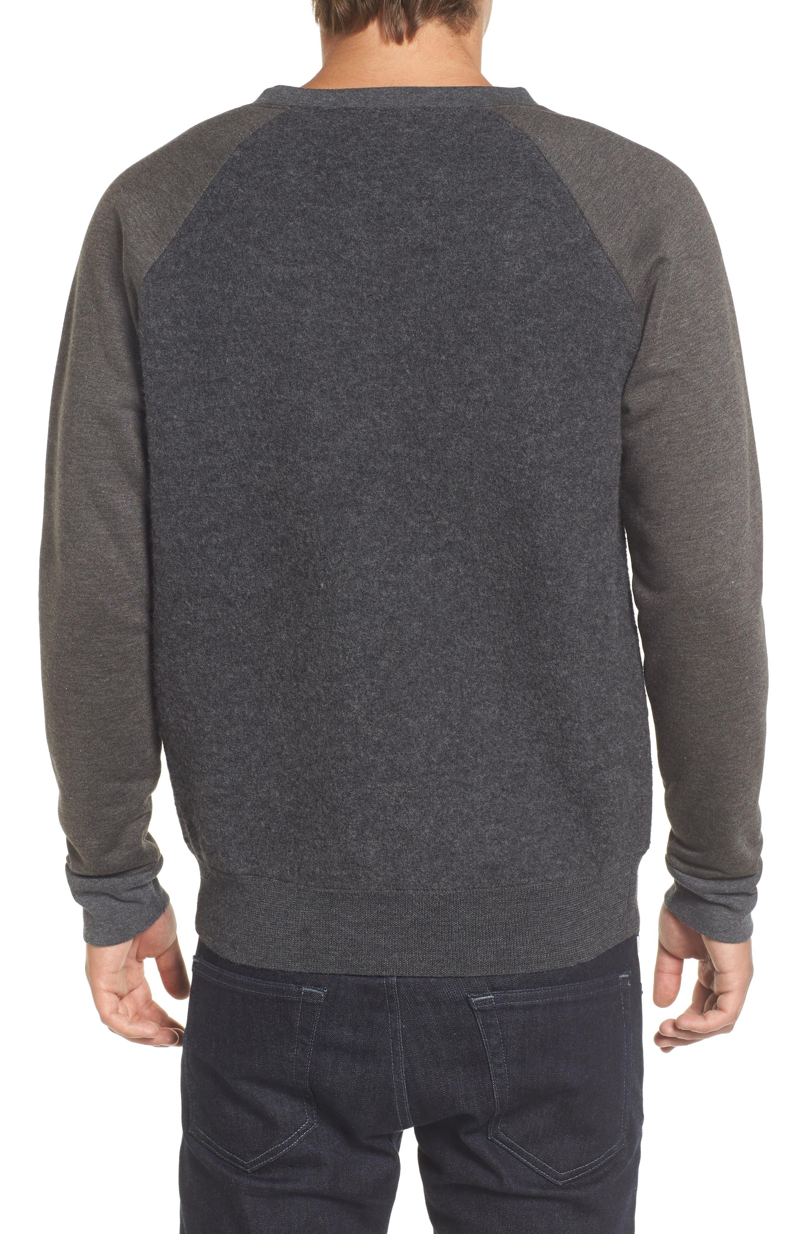 Crewneck Sweater,                             Alternate thumbnail 2, color,