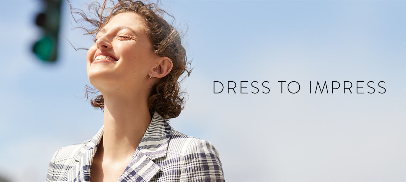 Dress to impress: What to wear to an interview.