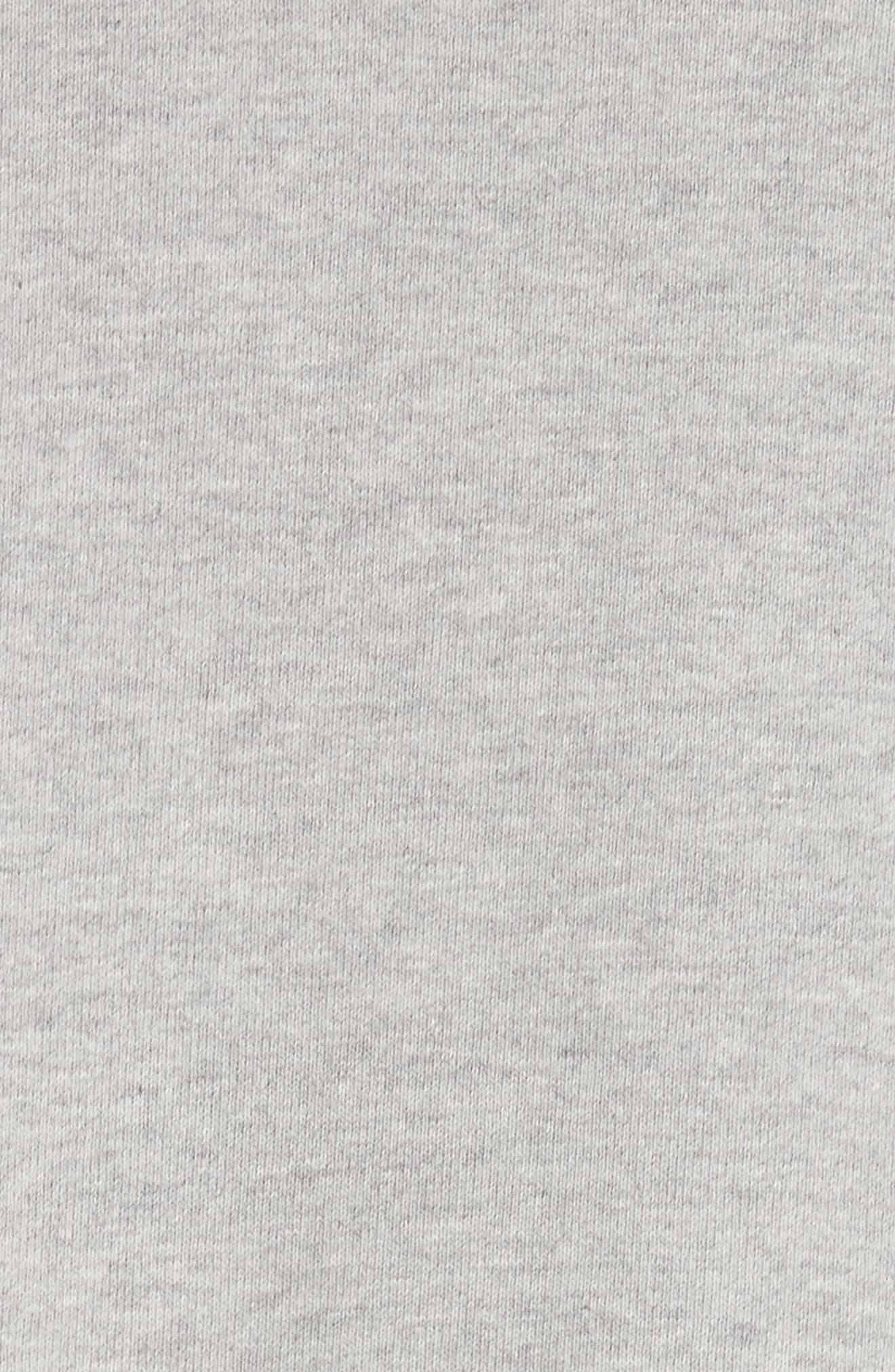 PSWL Graphic Jersey Oversize Sweatshirt,                             Alternate thumbnail 6, color,                             082