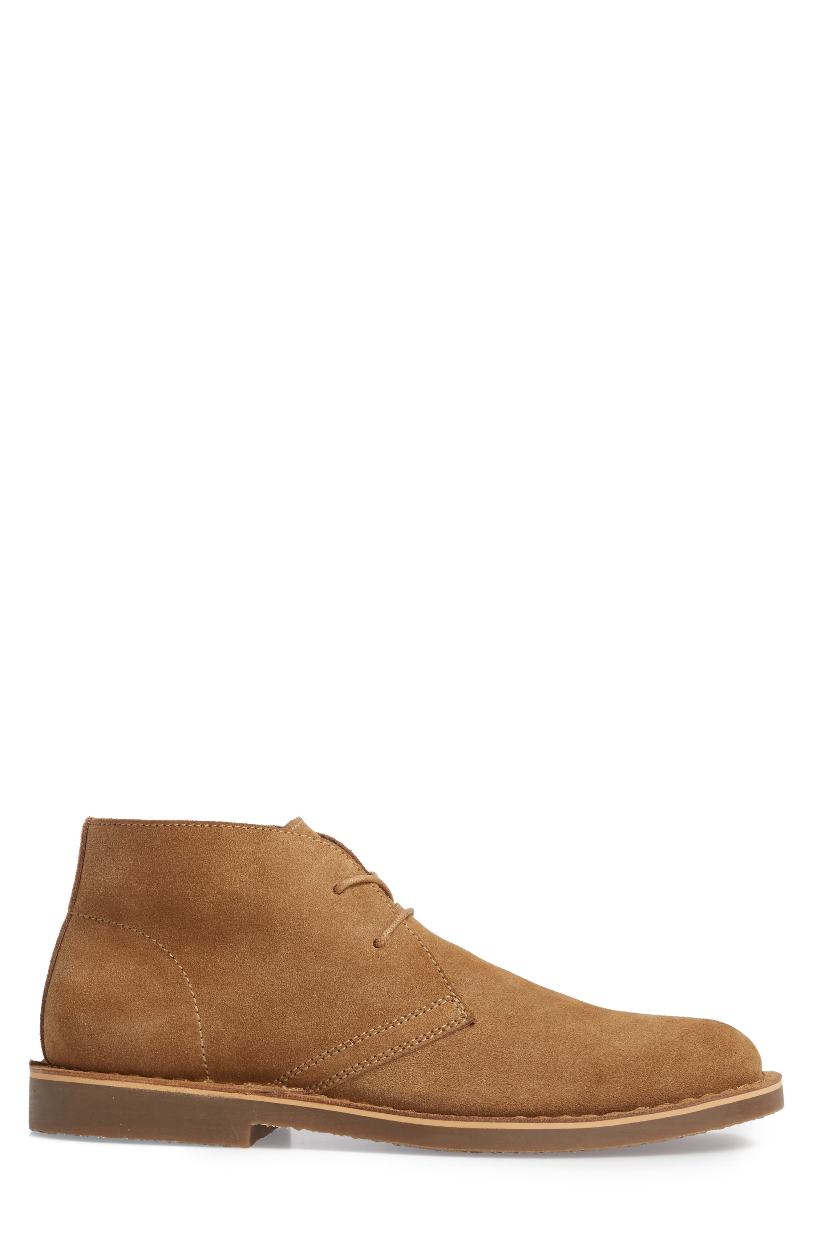 Tempe Chukka Boot,                             Alternate thumbnail 3, color,                             SAND SUEDE