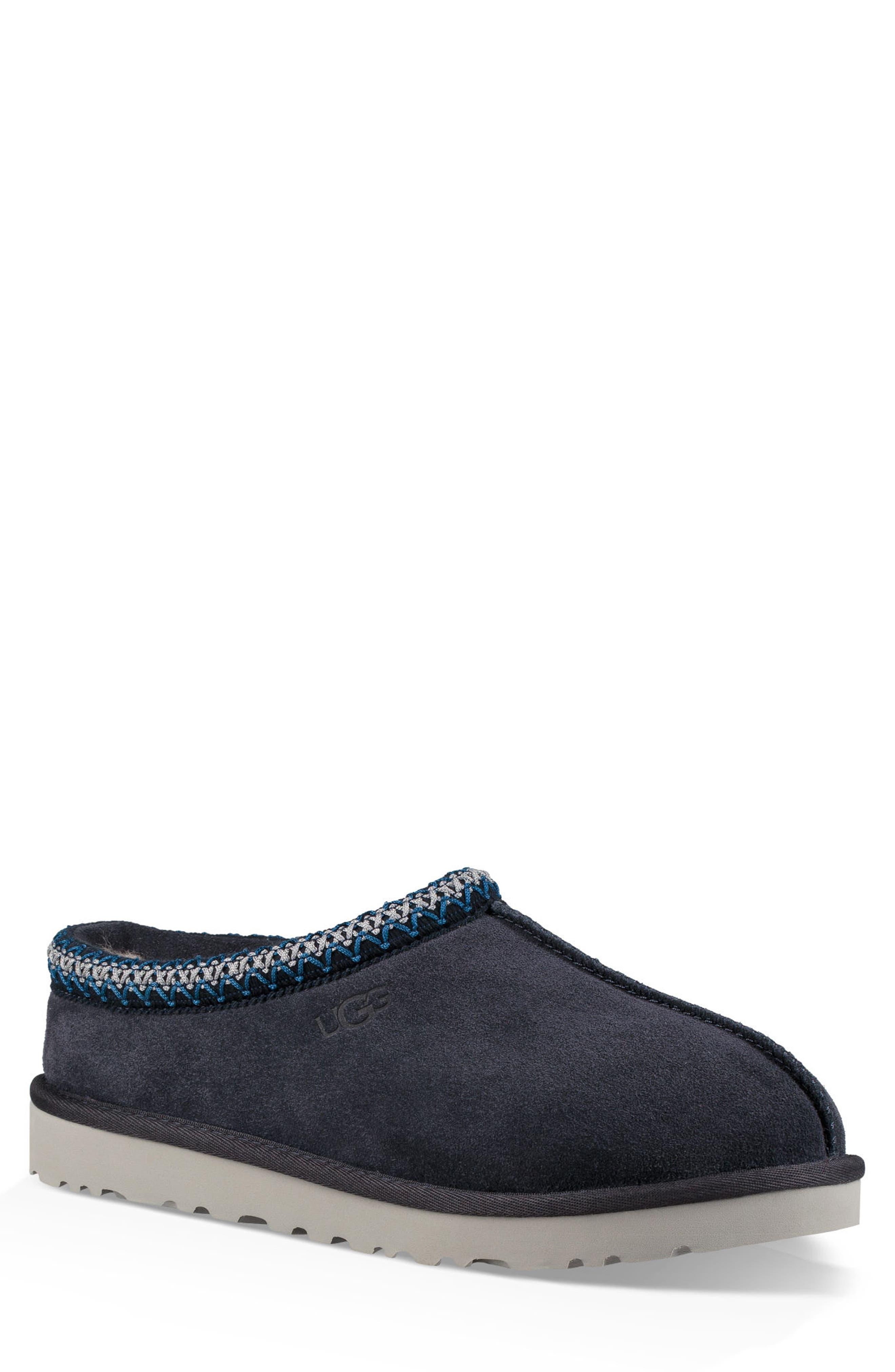 'Tasman' Slipper,                         Main,                         color, TRUE NAVY