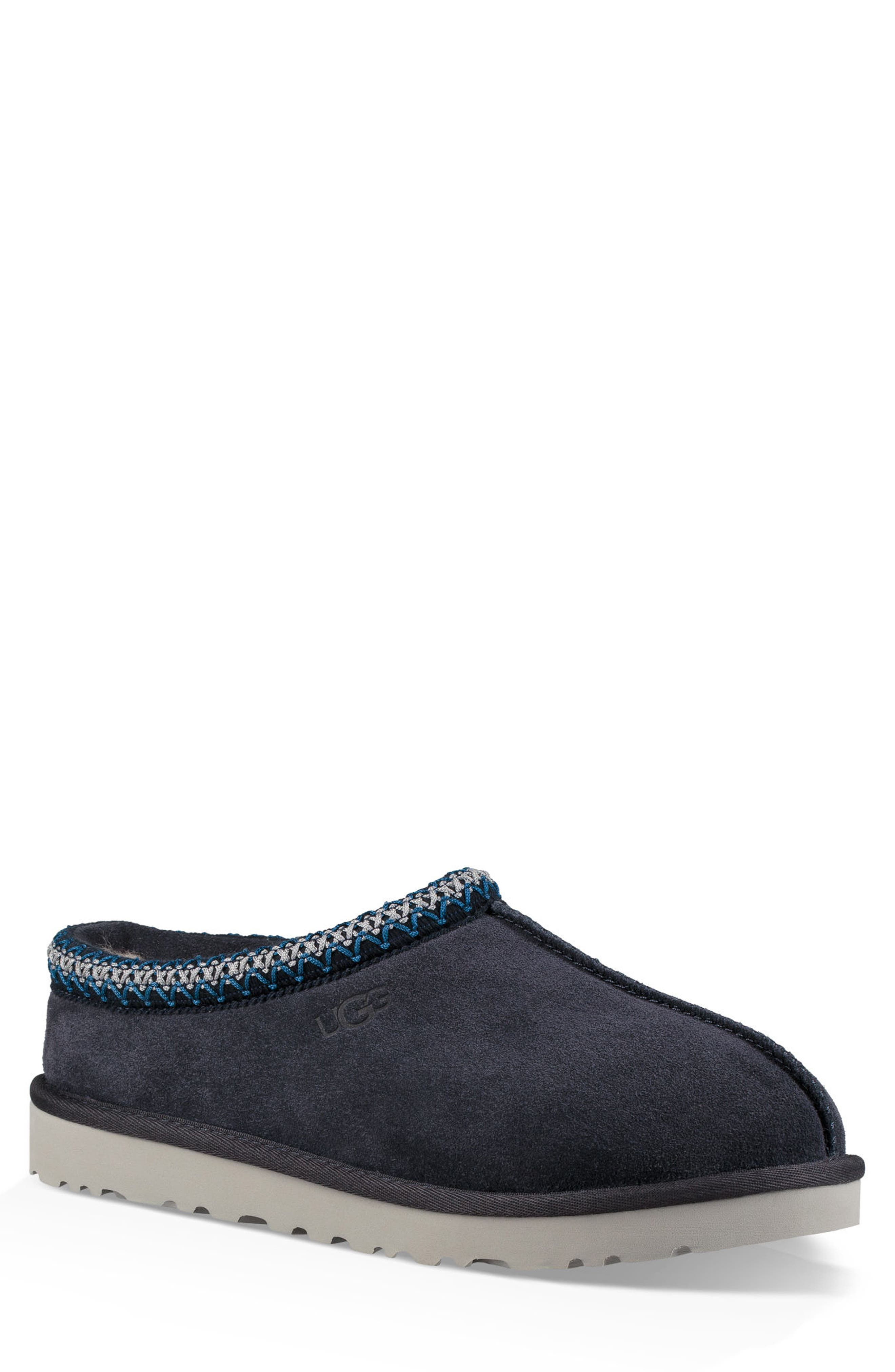UGG<SUP>®</SUP> 'Tasman' Slipper, Main, color, TRUE NAVY