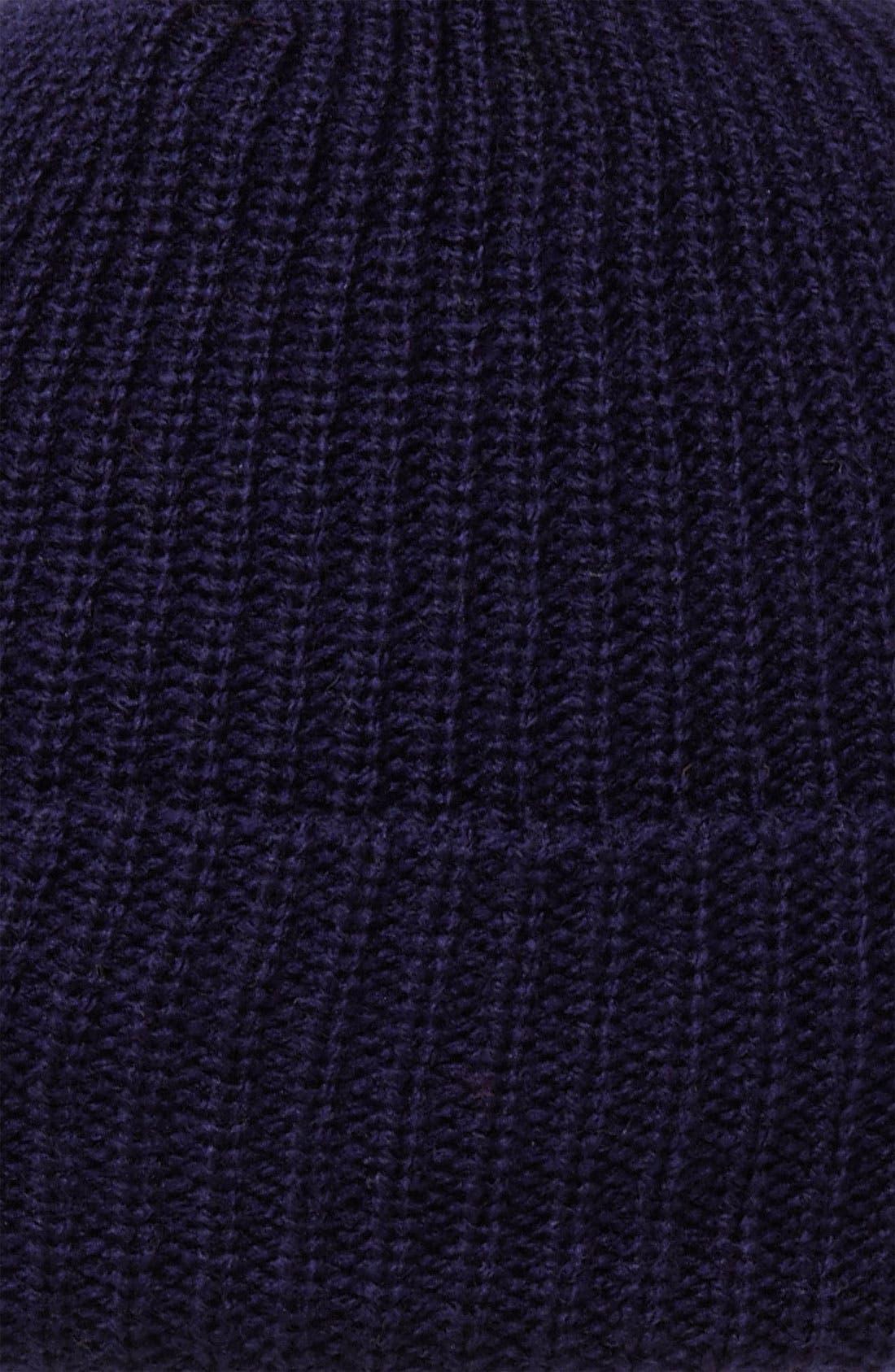 'Heist' Rib Knit Cap,                             Alternate thumbnail 19, color,