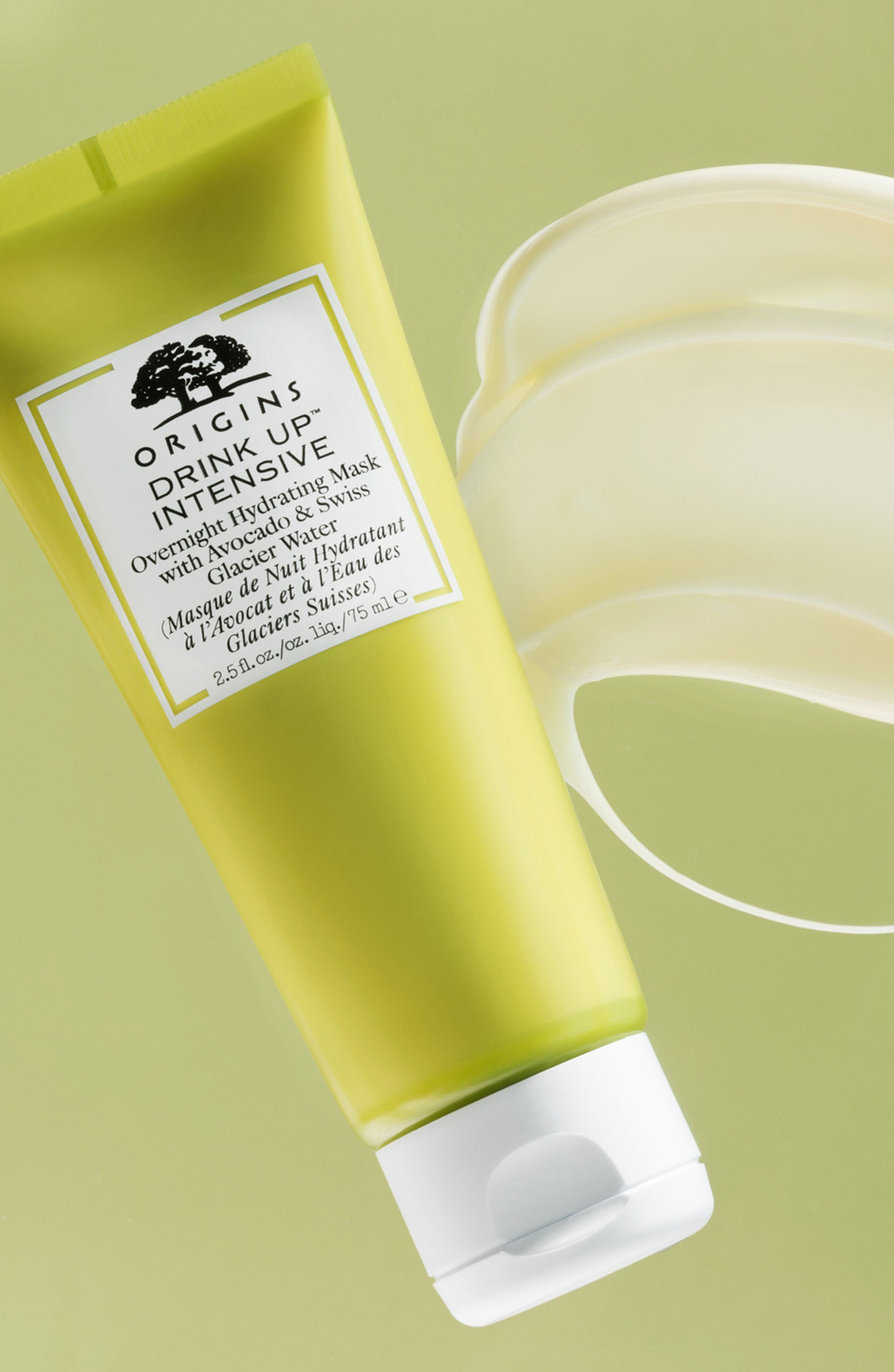 Drink Up Intensive Overnight Hydrating Mask,                             Alternate thumbnail 3, color,                             NO COLOR