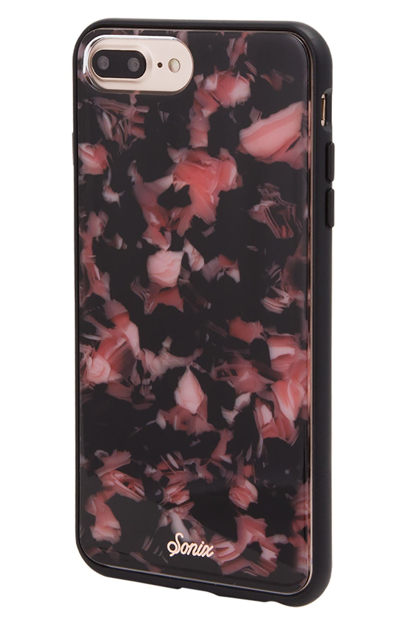 Tortoise Print iPhone 6/6s/7/8 & 6/6s/7/8 Plus Case,                             Alternate thumbnail 2, color,                             650