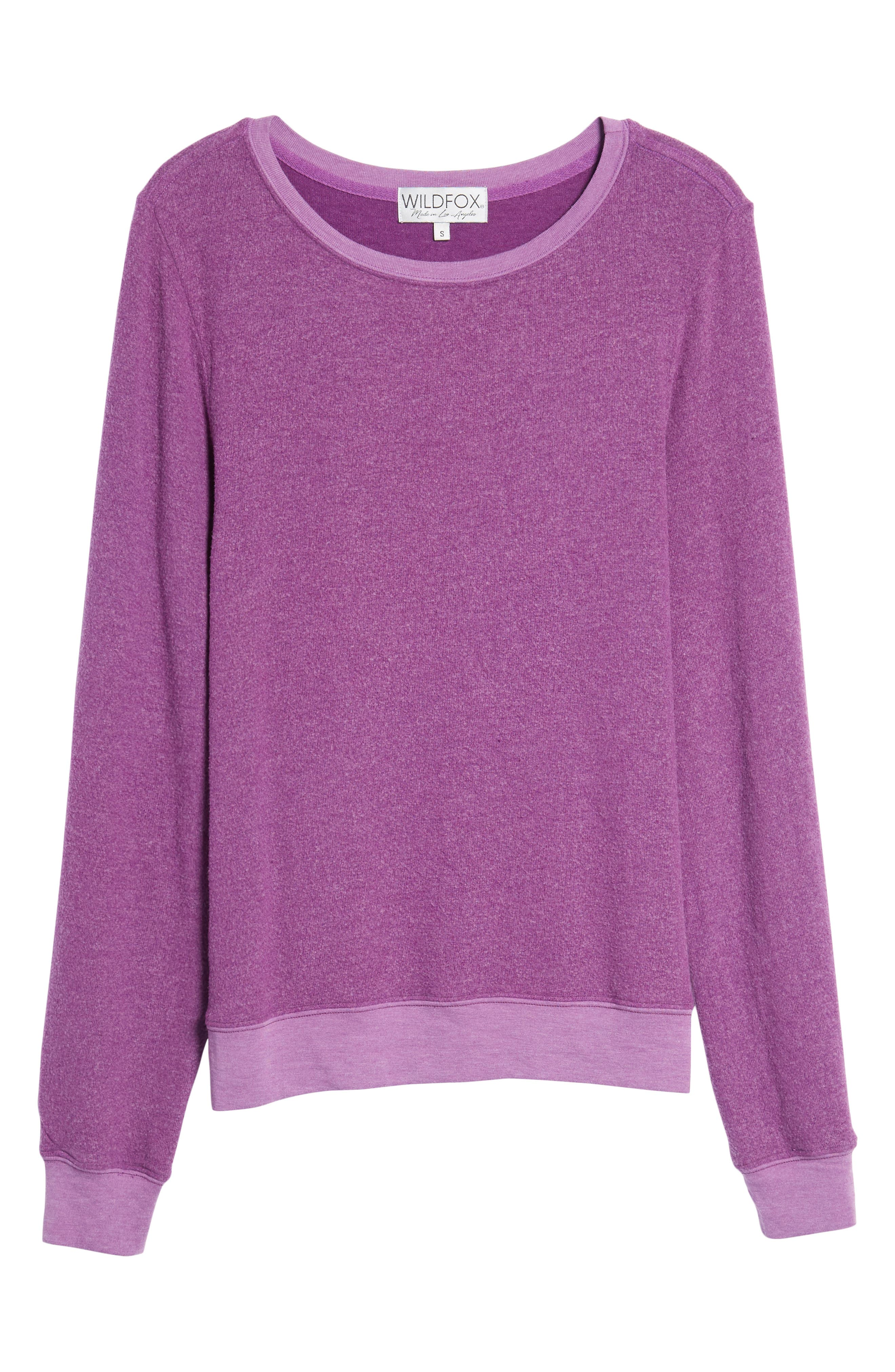 'Baggy Beach Jumper' Pullover,                             Alternate thumbnail 189, color,