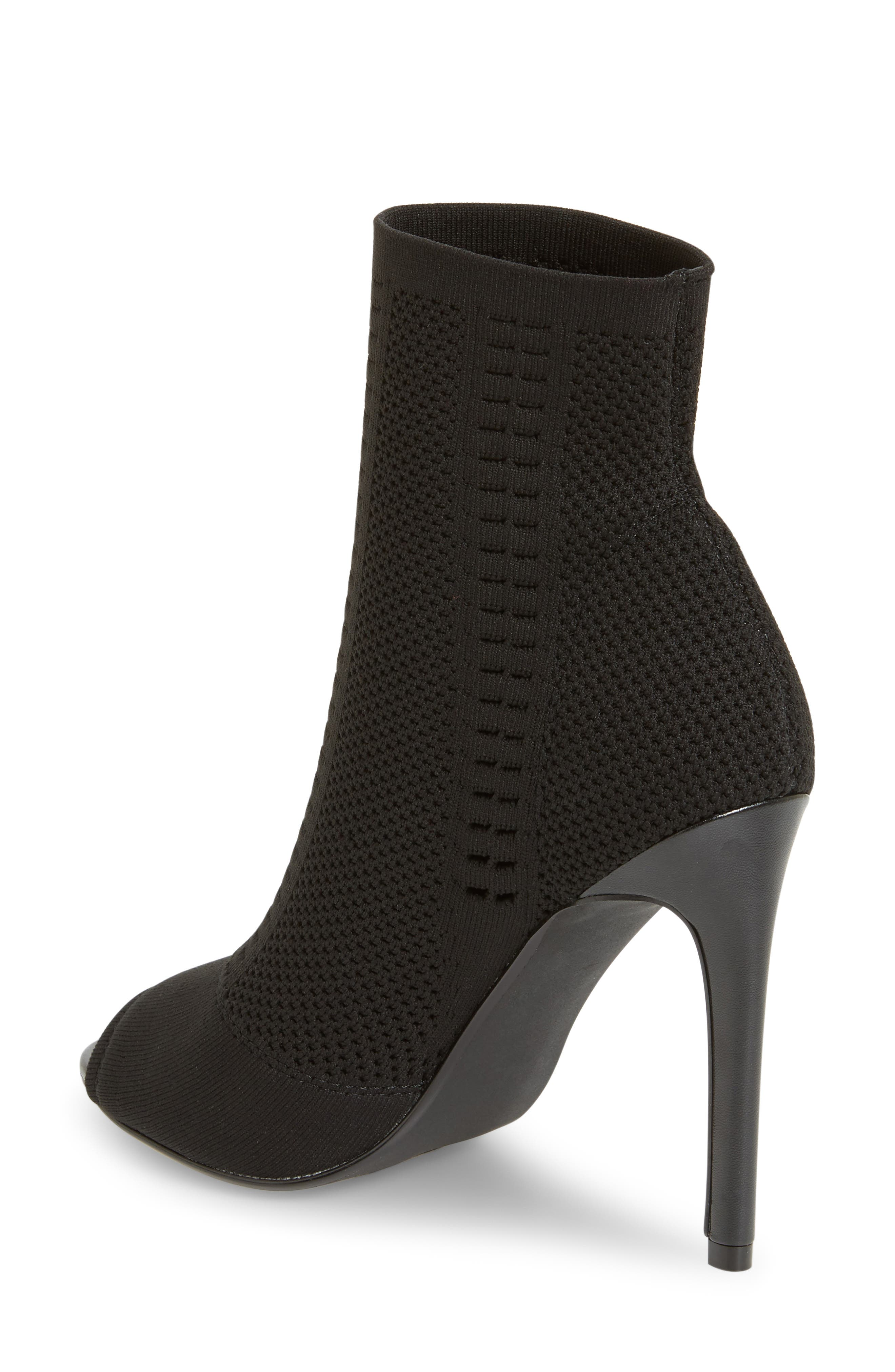 Candid Knit Bootie,                             Alternate thumbnail 2, color,                             009