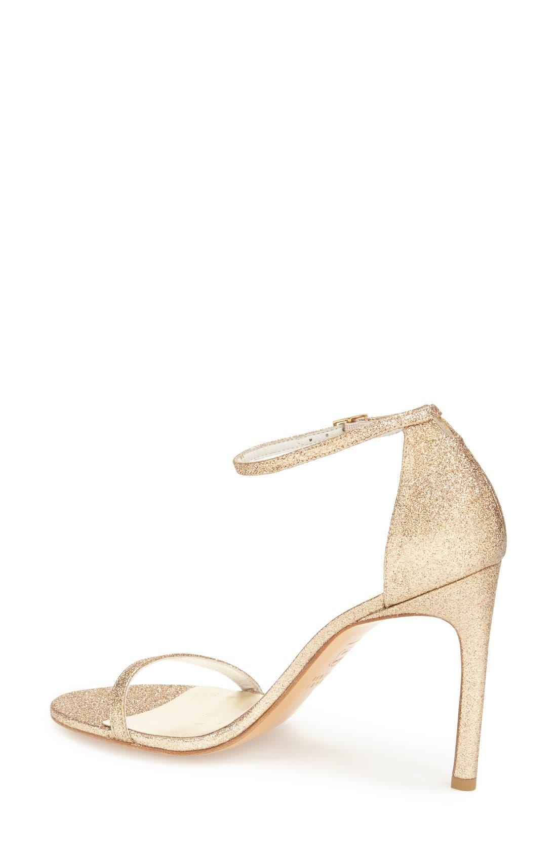Nudistsong Ankle Strap Sandal,                             Alternate thumbnail 85, color,