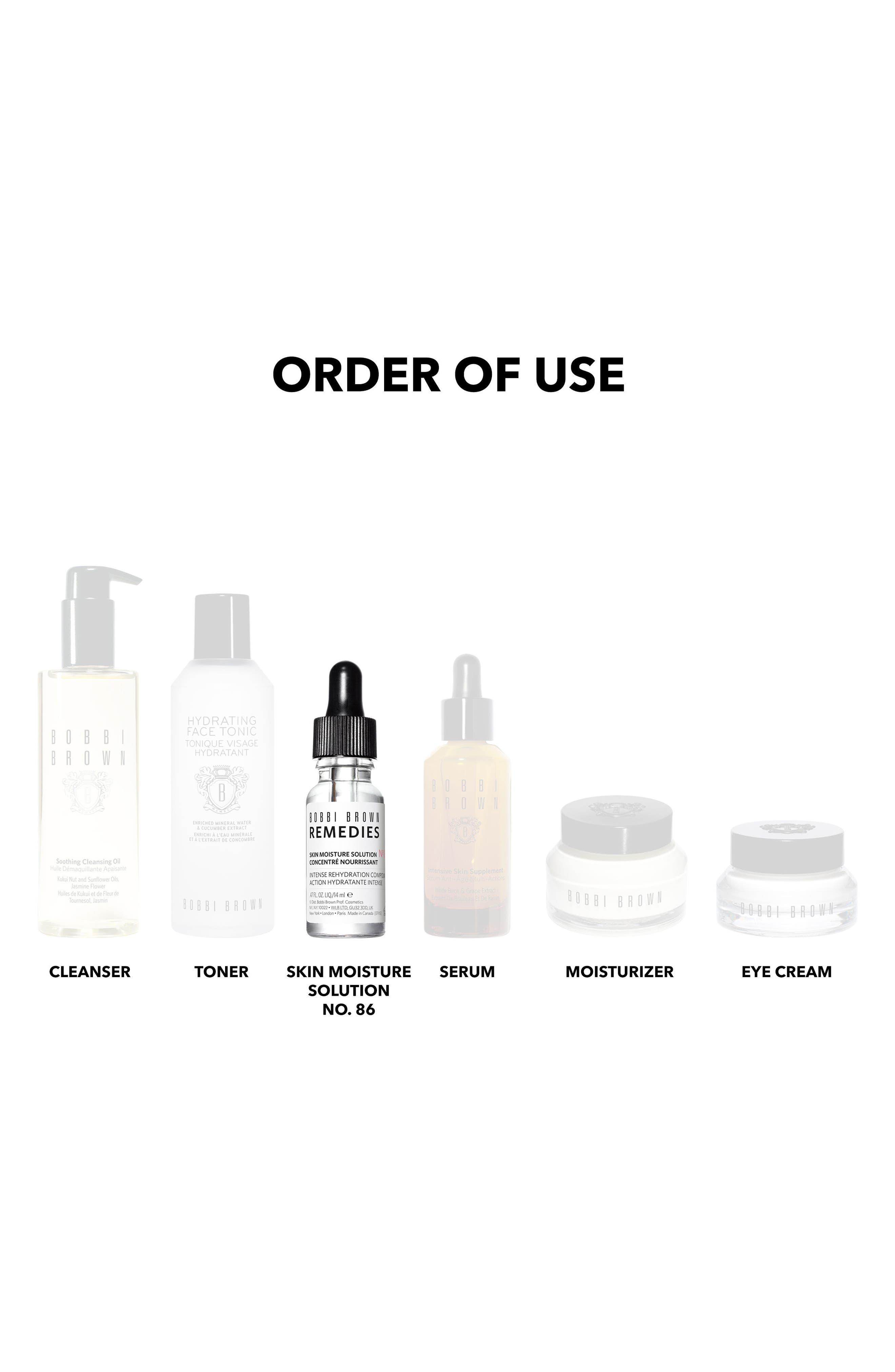 Remedies Skin Moisture Solution Intense Rehydration Compound,                             Alternate thumbnail 6, color,                             NO COLOR