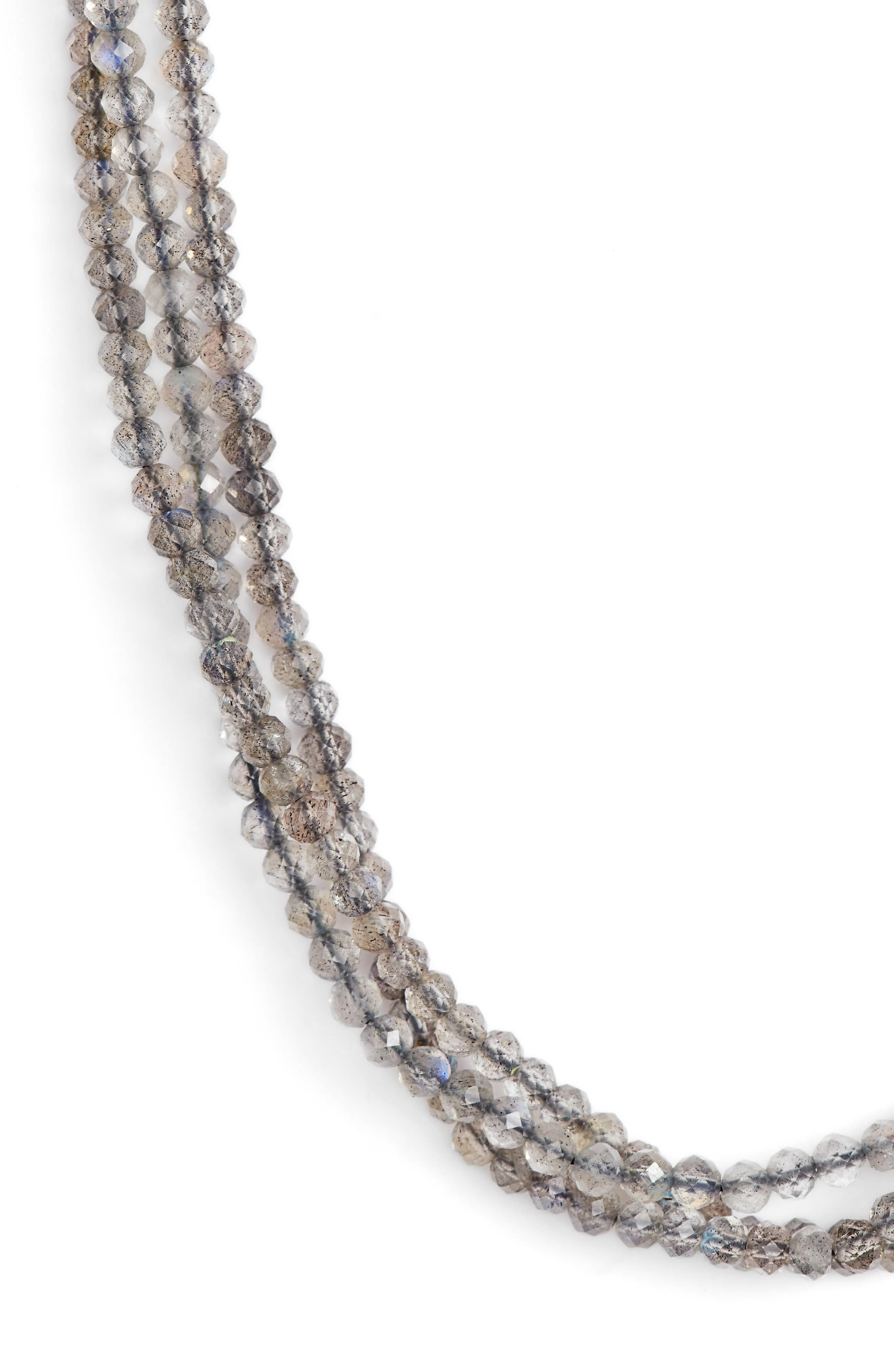 Layered Samba Necklace,                             Alternate thumbnail 2, color,                             200