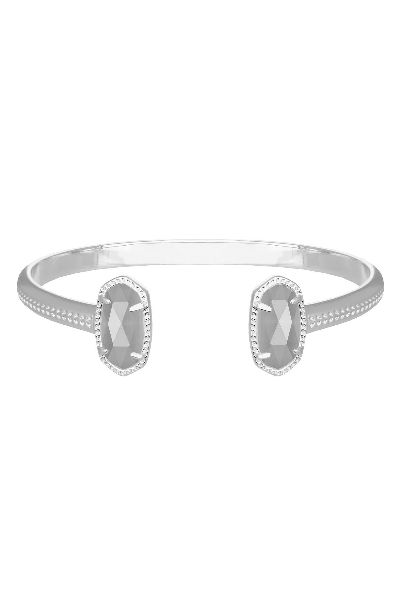 'Elton' Station Cuff Bracelet,                             Alternate thumbnail 20, color,