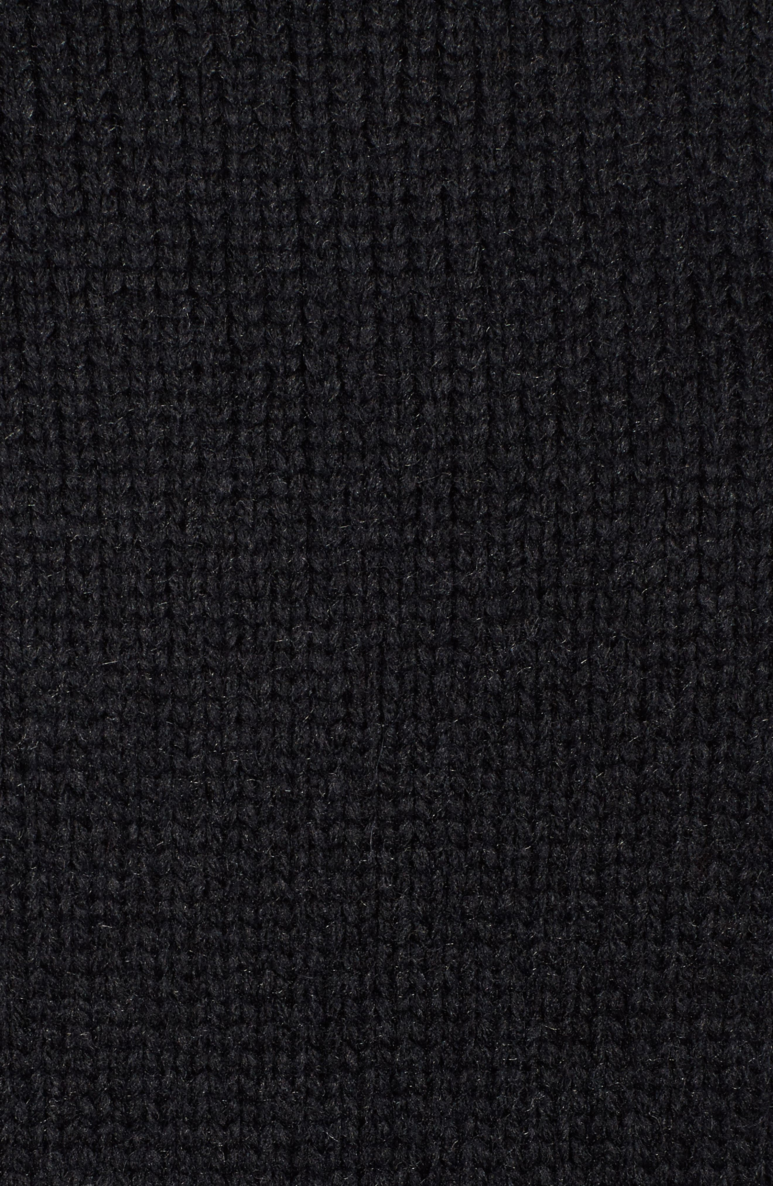 Textured Turtleneck Sweater,                             Alternate thumbnail 5, color,                             025