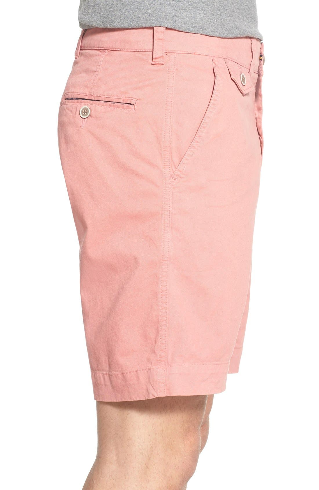 'Sunny' Stretch Chino Shorts,                             Alternate thumbnail 24, color,