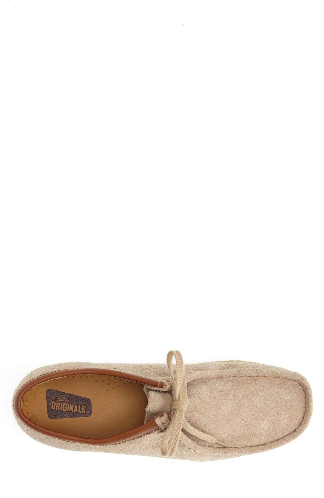 'Wallabee' Moc Toe Derby (Online Only),                             Alternate thumbnail 43, color,