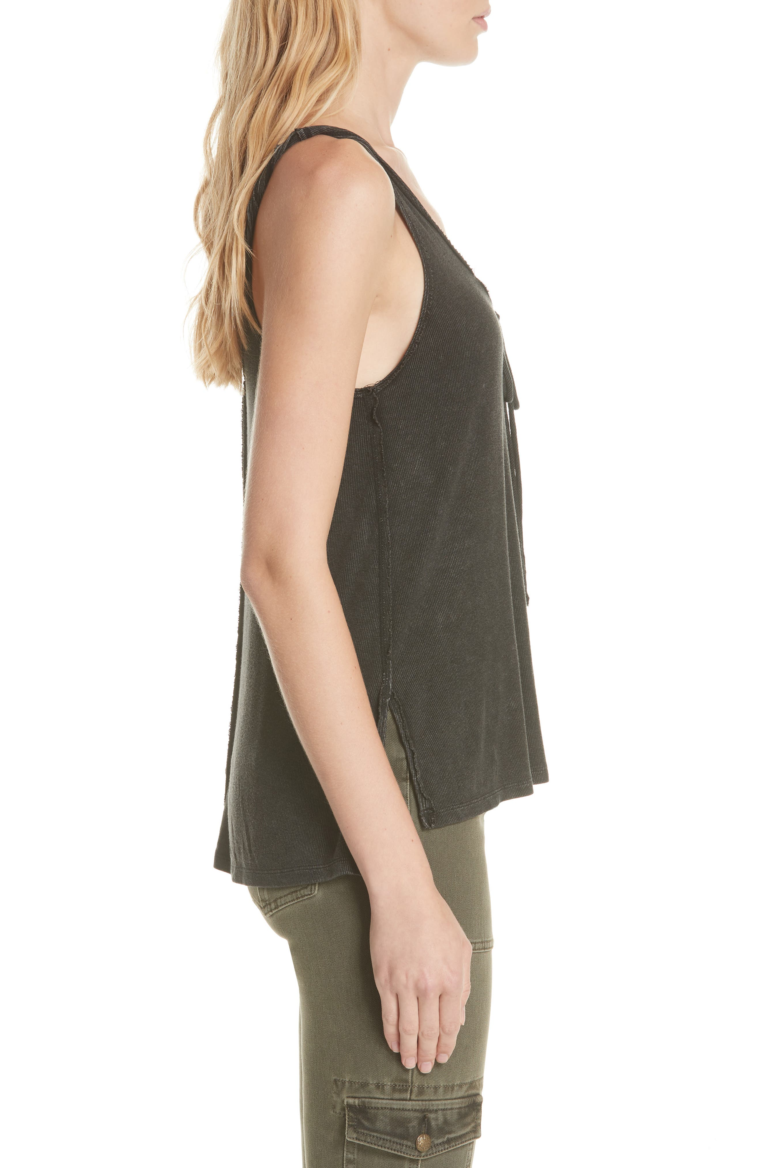We the Free by Free People Scarlett Tank,                             Alternate thumbnail 3, color,                             001