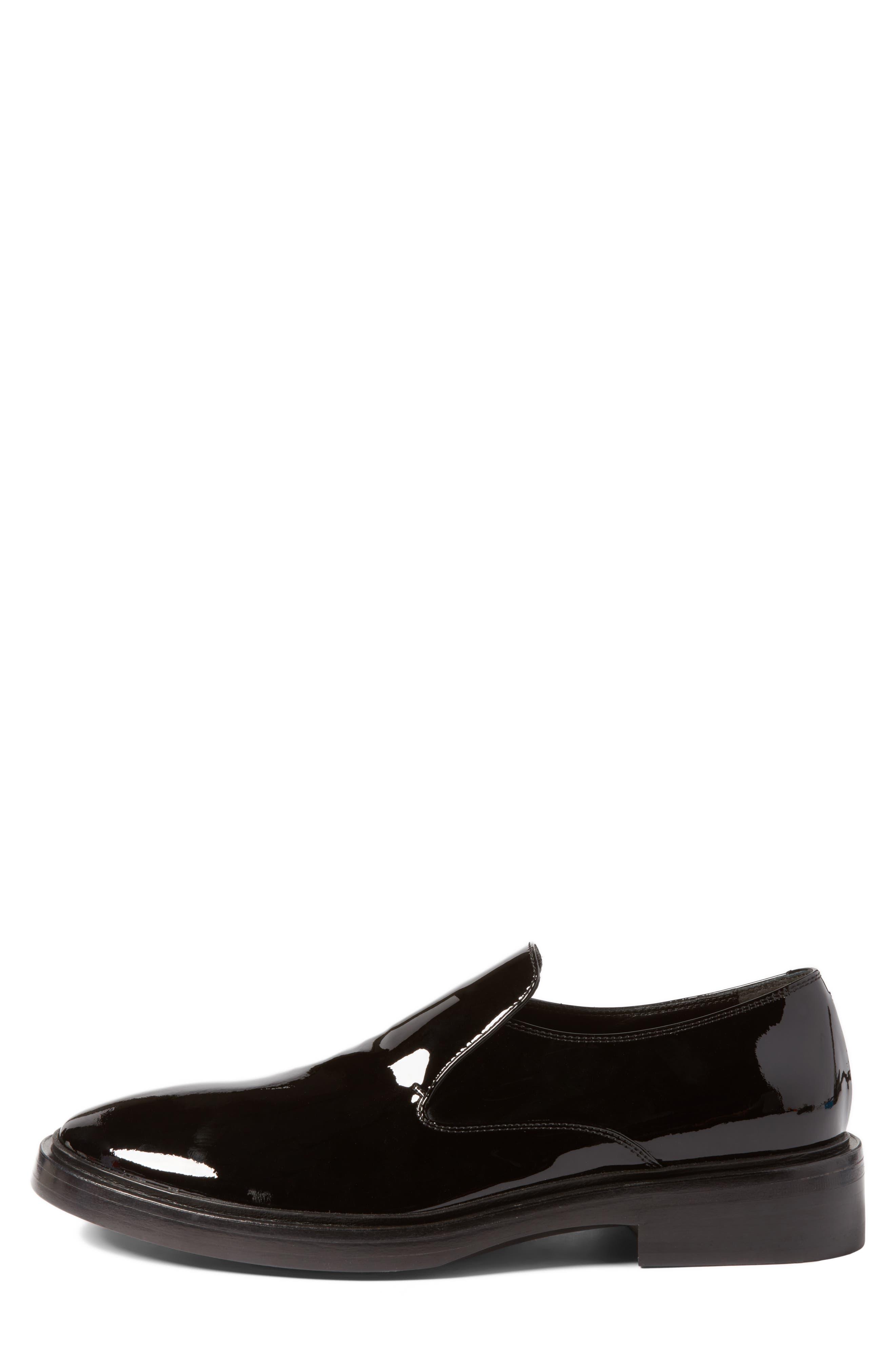 Venetian Loafer,                             Alternate thumbnail 3, color,                             001