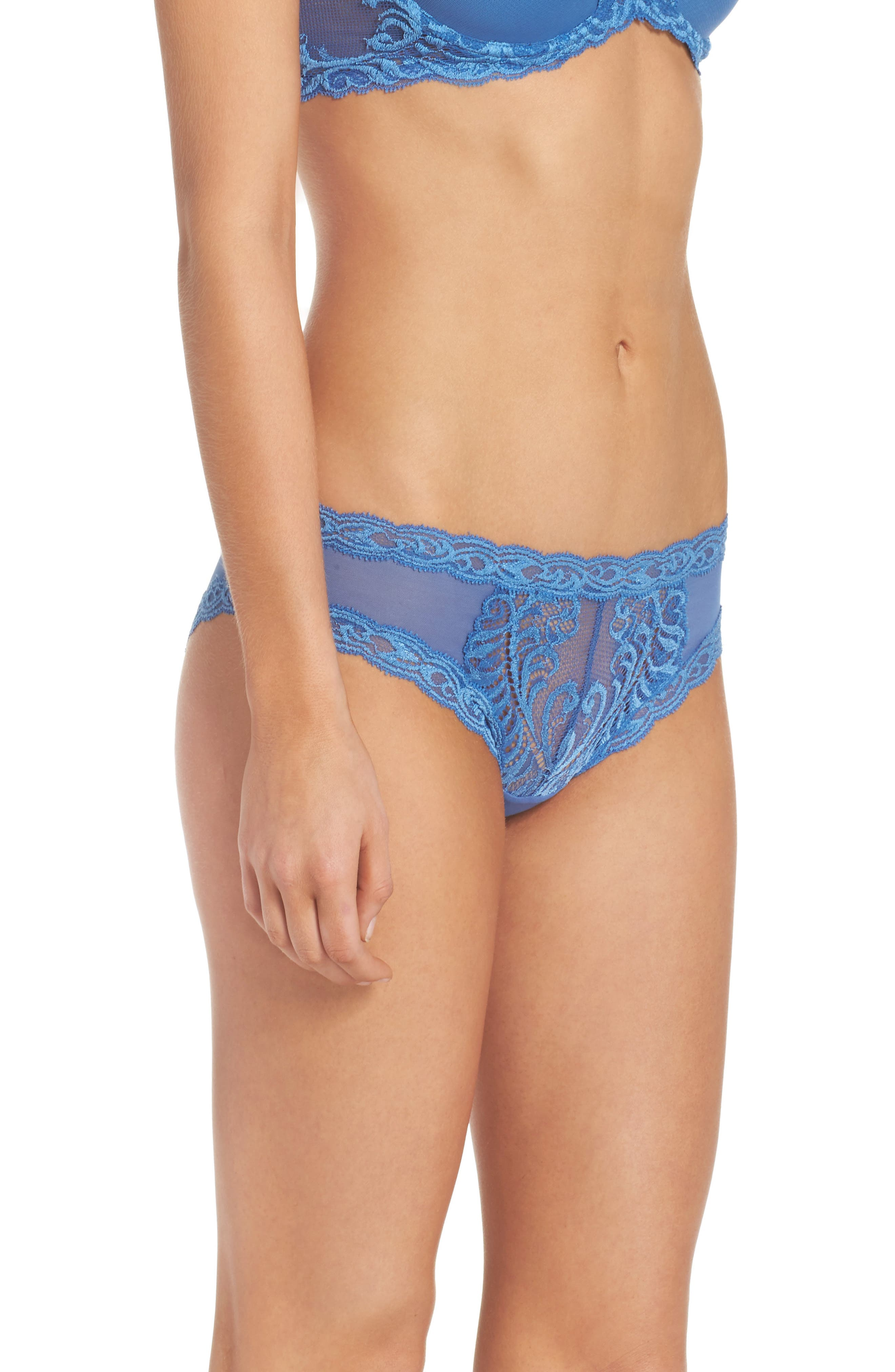 Feathers Hipster Briefs,                             Alternate thumbnail 298, color,