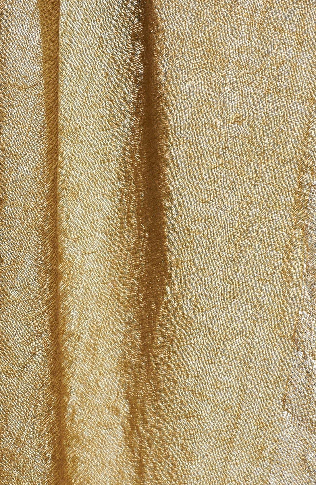 Metallic Wool Wrap,                             Alternate thumbnail 10, color,