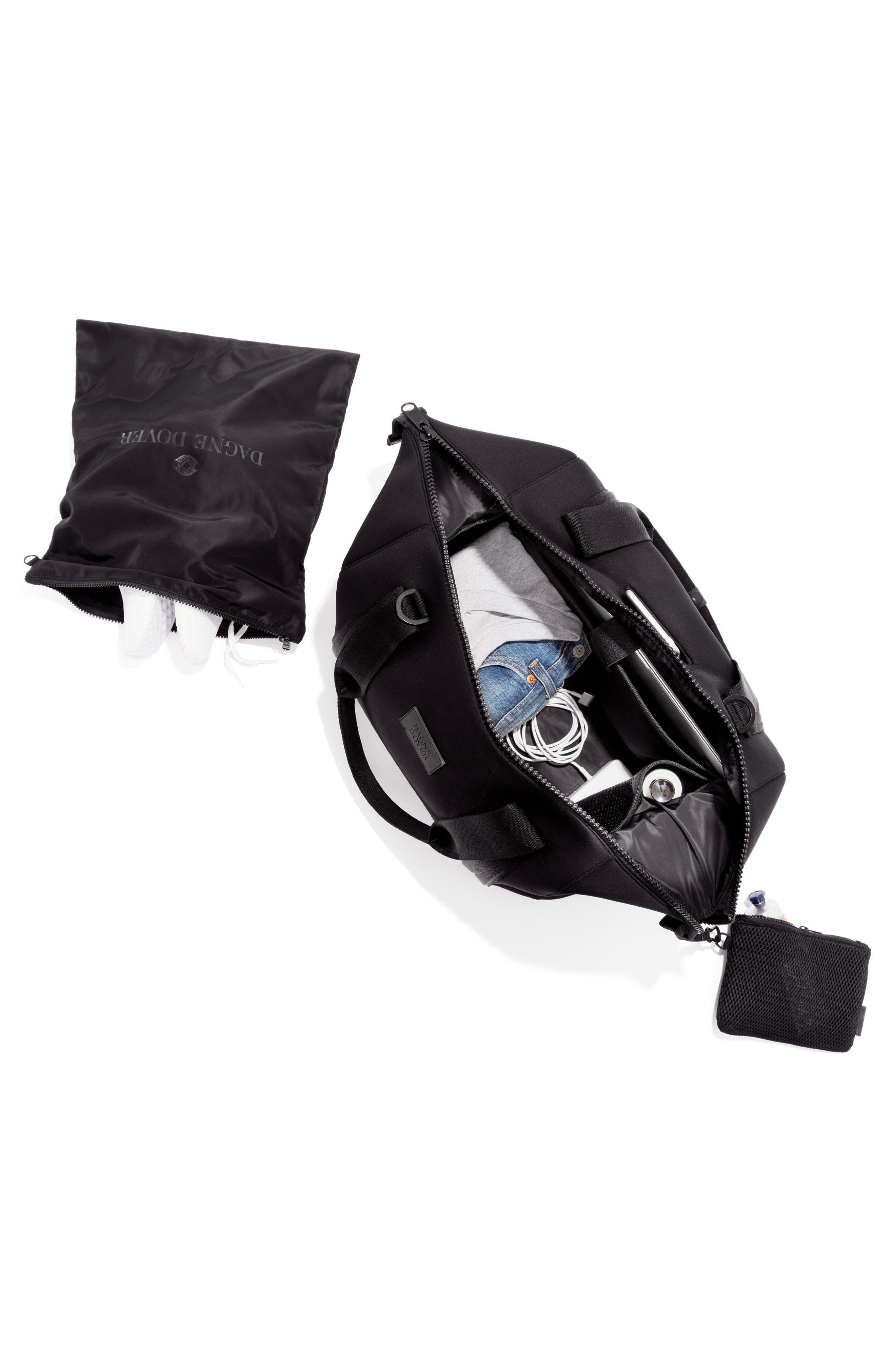 365 Large Landon Neoprene Carryall Duffel Bag,                             Alternate thumbnail 28, color,