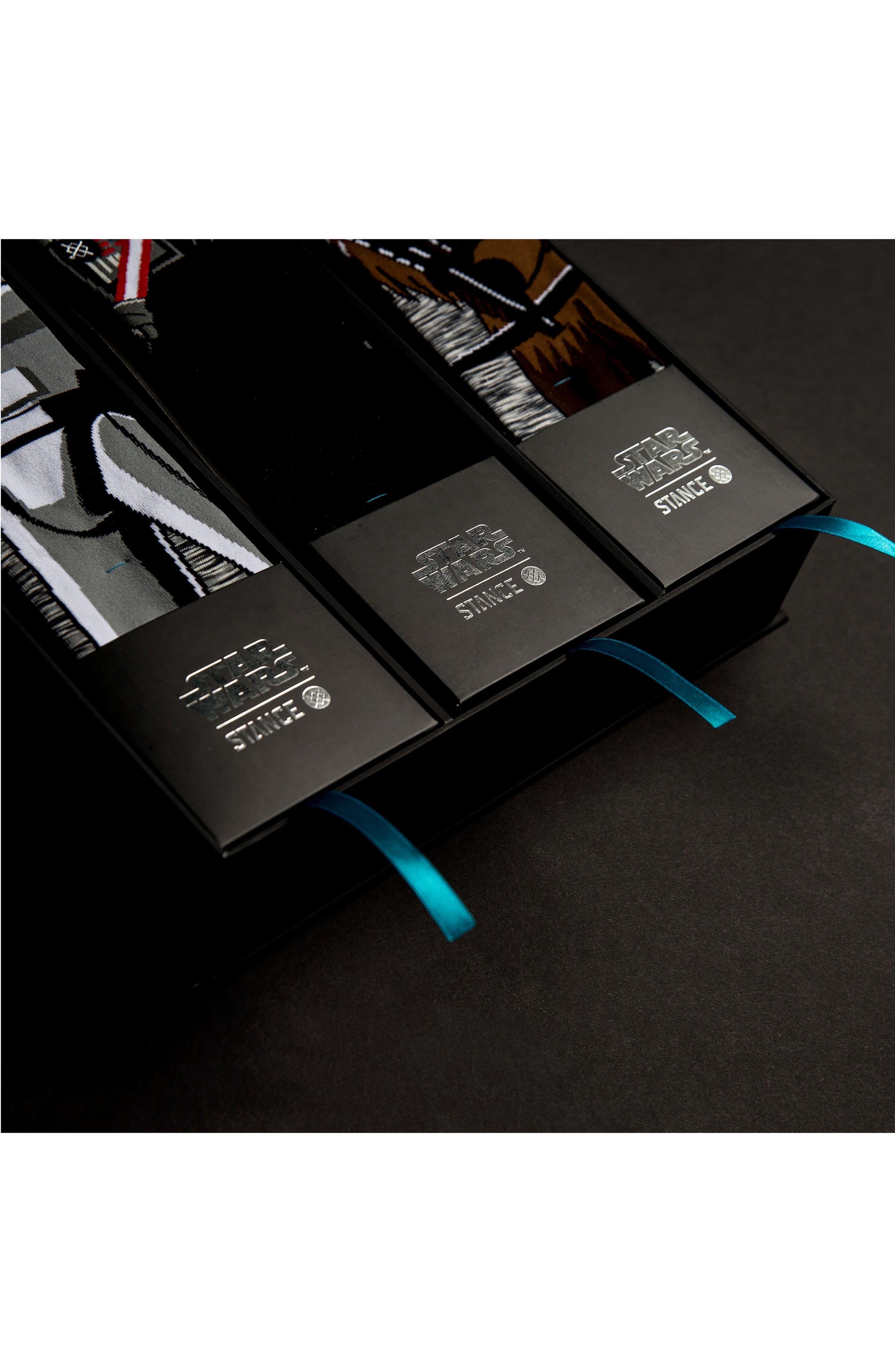 """Star Wars<sup>™</sup>"" 13-Pack Socks Box Set,                             Alternate thumbnail 4, color,                             960"