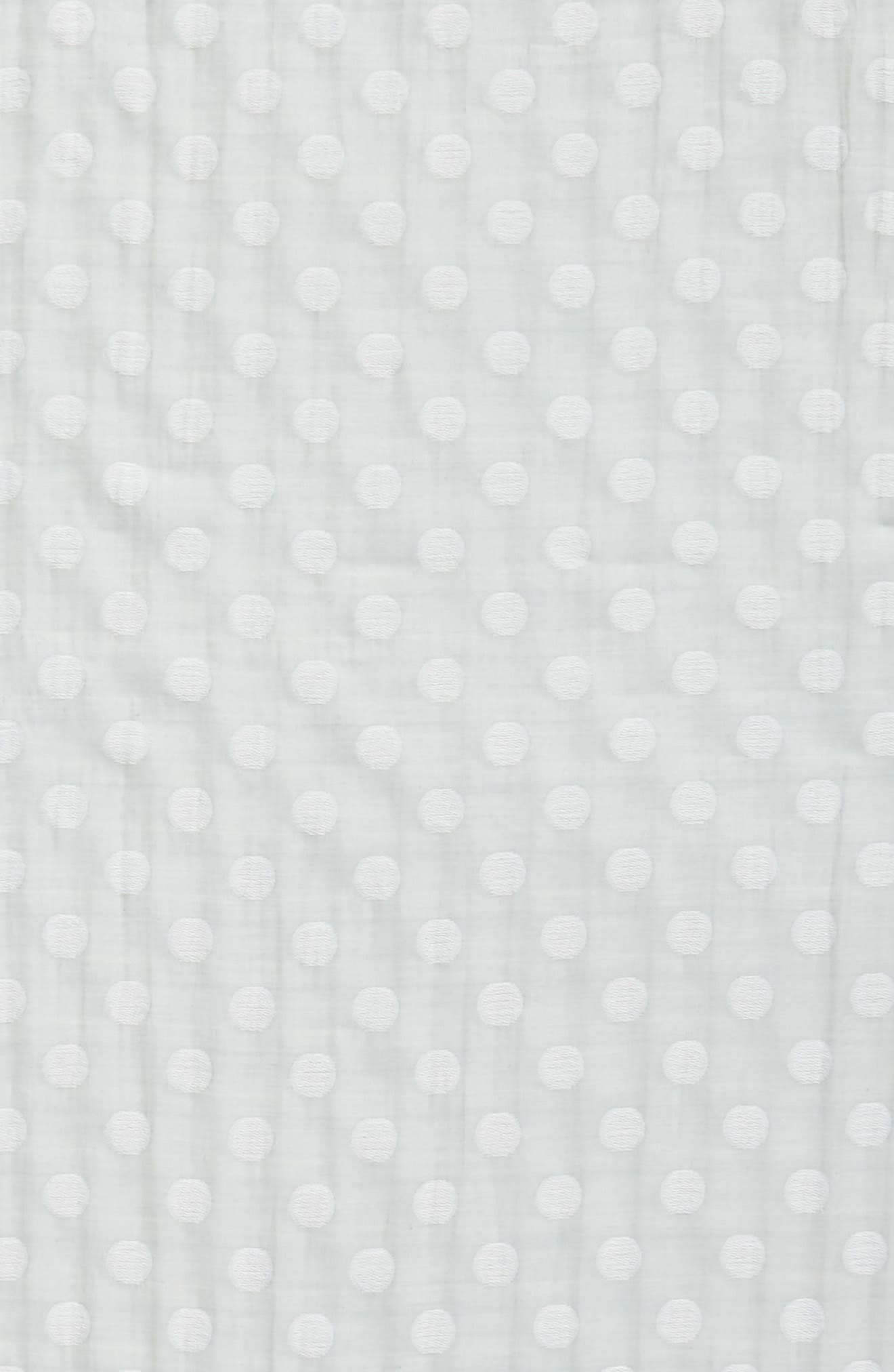 Clip Dot Scarf,                             Alternate thumbnail 4, color,                             454