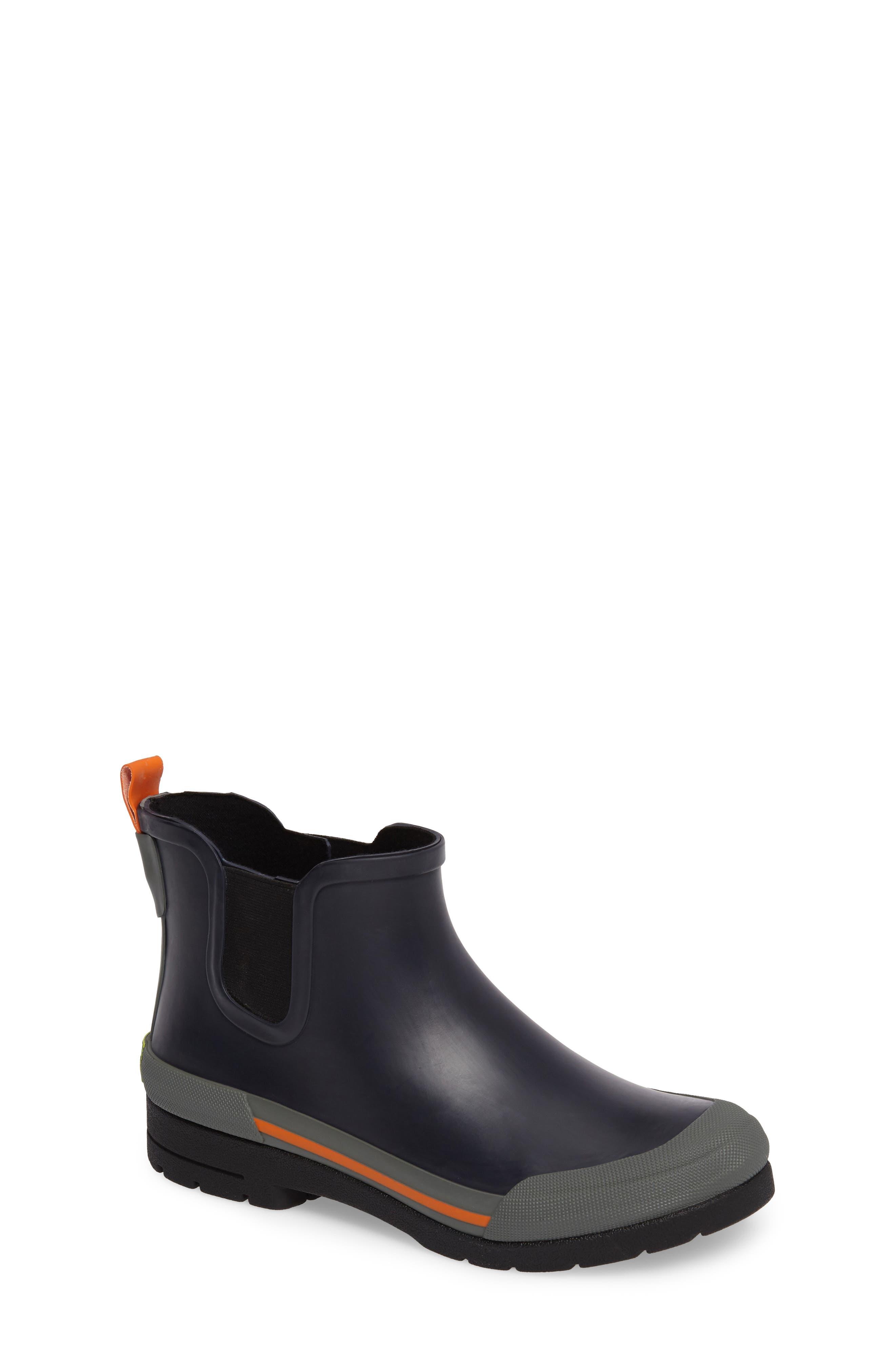 Classic Twin Gore Rain Boot,                         Main,                         color, NAVY