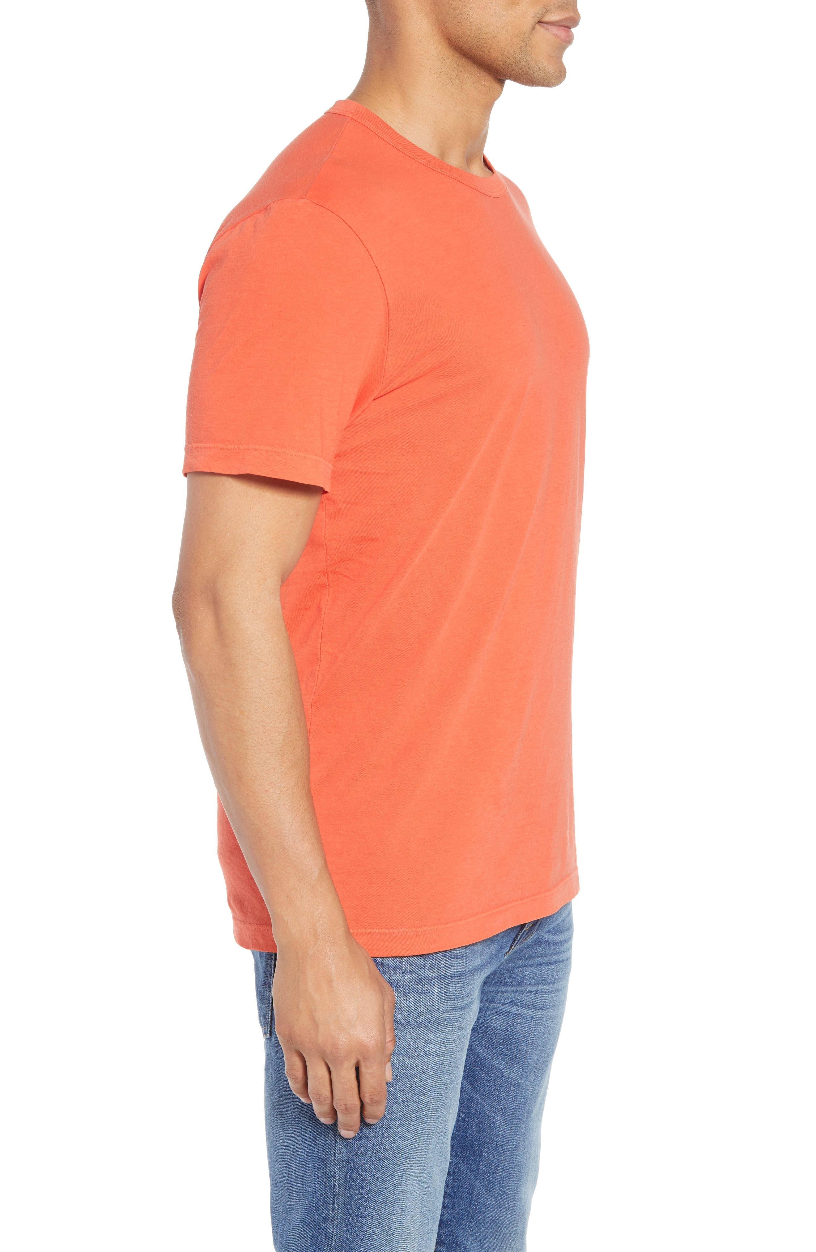 Crewneck Jersey T-Shirt,                             Alternate thumbnail 340, color,