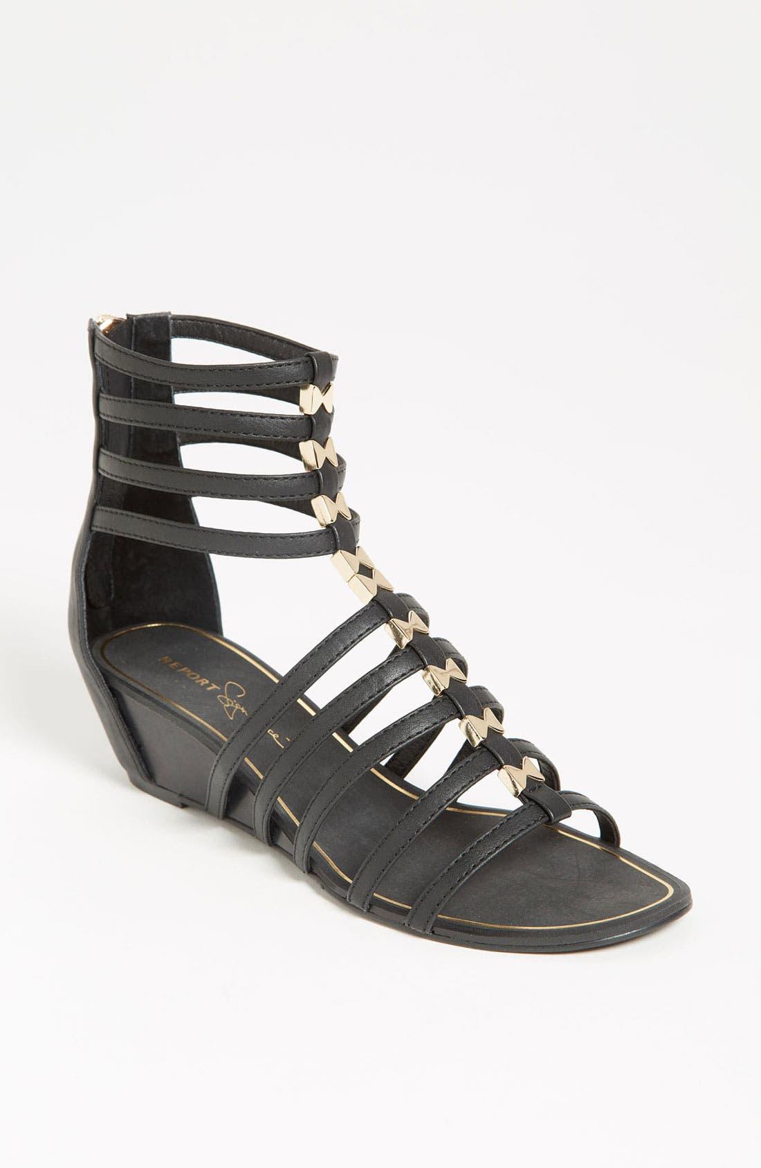 REPORT SIGNATURE 'Meliza' Sandal, Main, color, 001