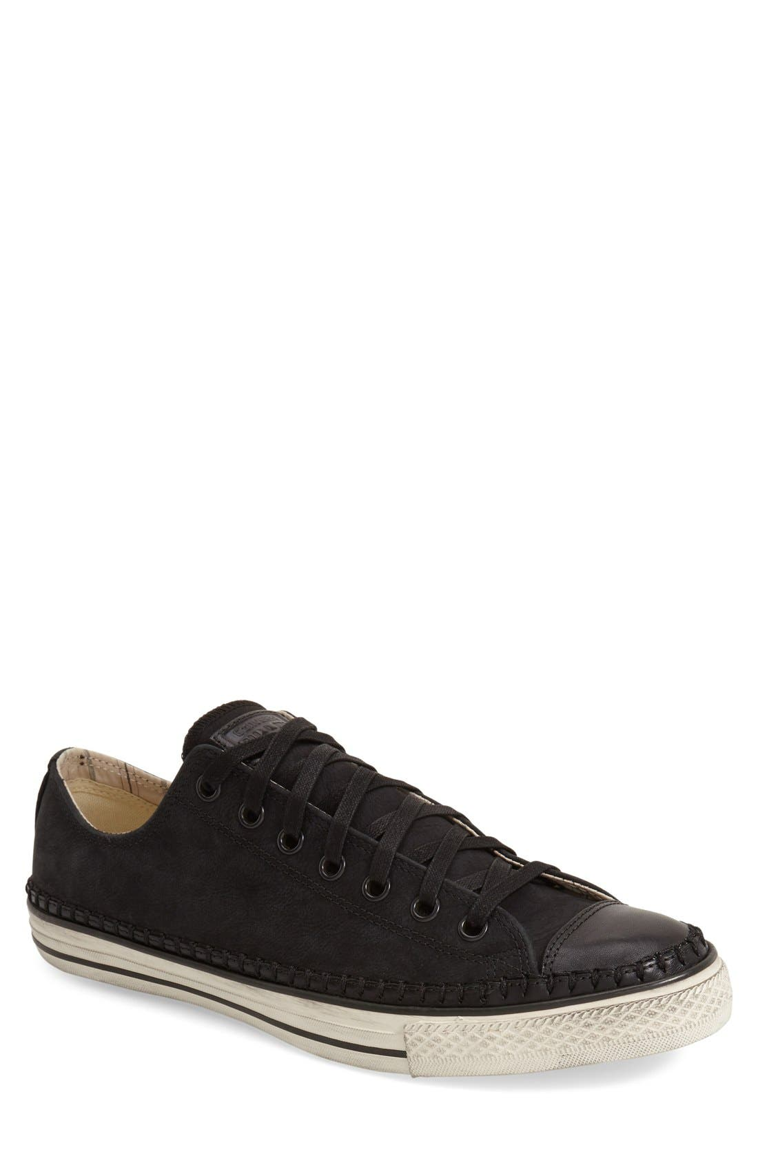 Chuck Taylor<sup>®</sup> All Star<sup>®</sup> Low-Top Sneaker,                             Main thumbnail 1, color,                             001